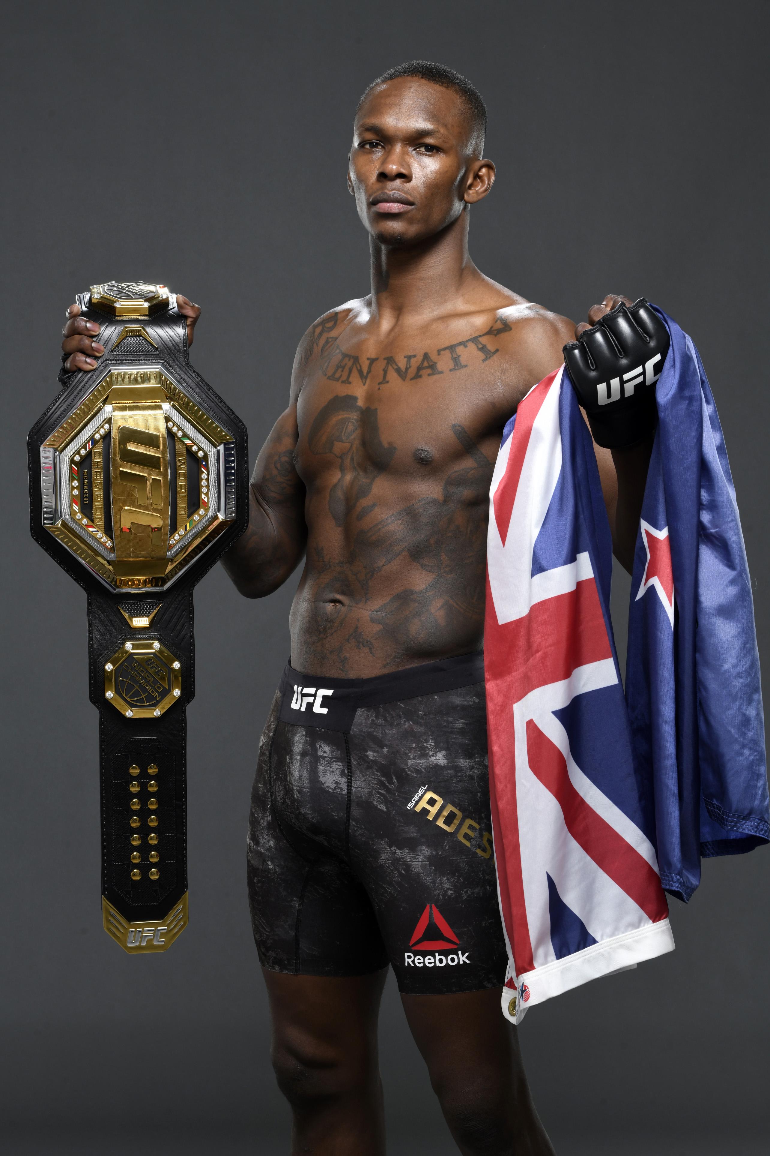 UFC 253 Adesanya v Costa