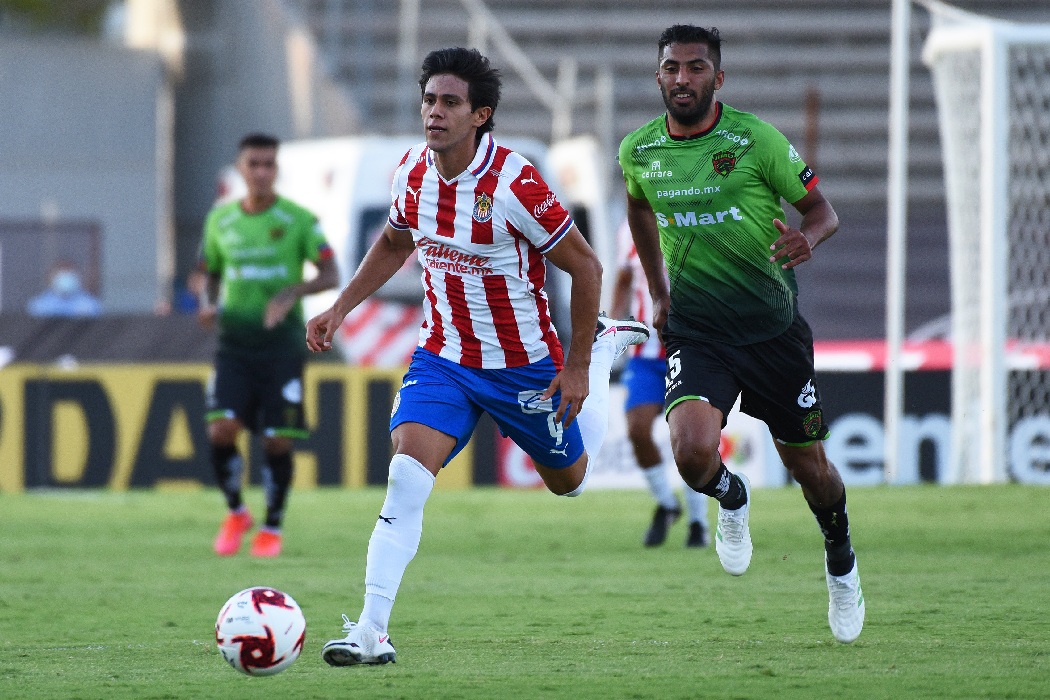 FC Juarez v Chivas - Torneo Guard1anes 2020 Liga MX