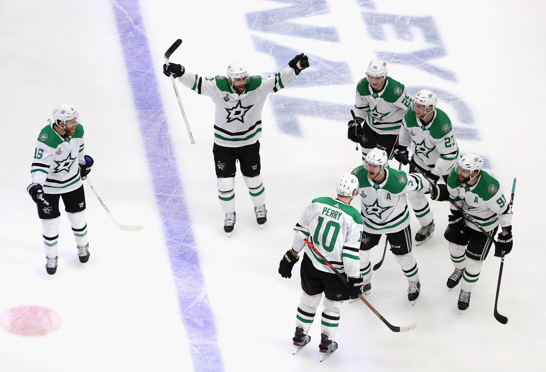 2020年NHL斯坦利杯决赛第五场