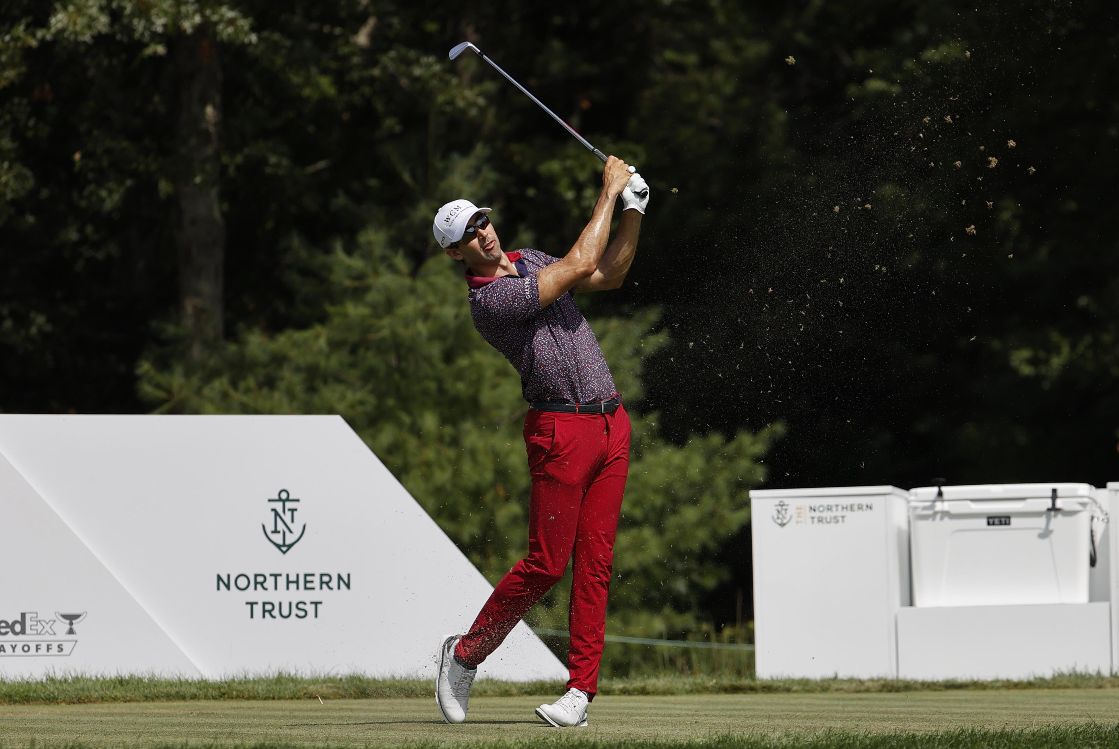 GOLF: AUG 22 PGA - The Northern Trust