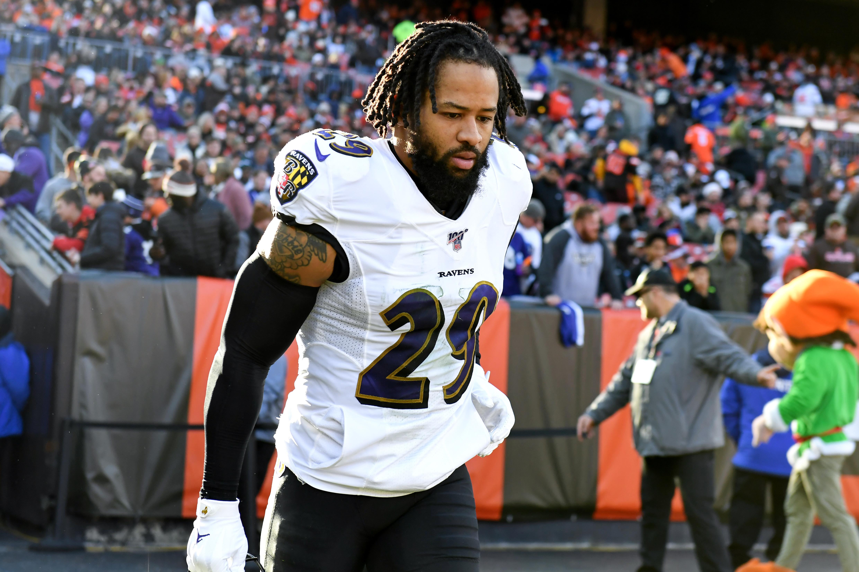 Baltimore Ravens v Cleveland Browns