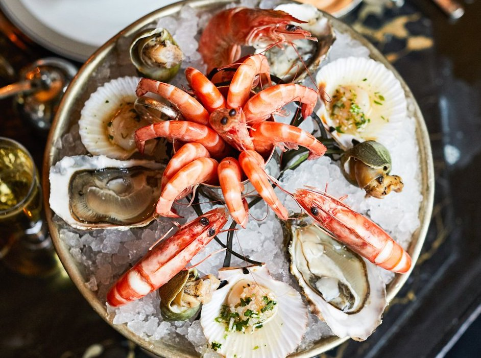 Wolseley Restaurant owners Corbin and King restaurant group will open a huge London seafood restaurant in Soho