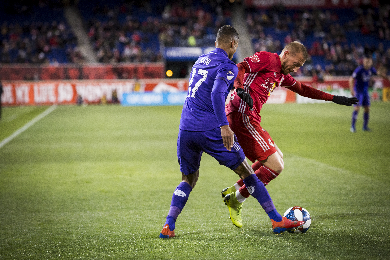 New York Red Bulls v Orlando City SC - MLS