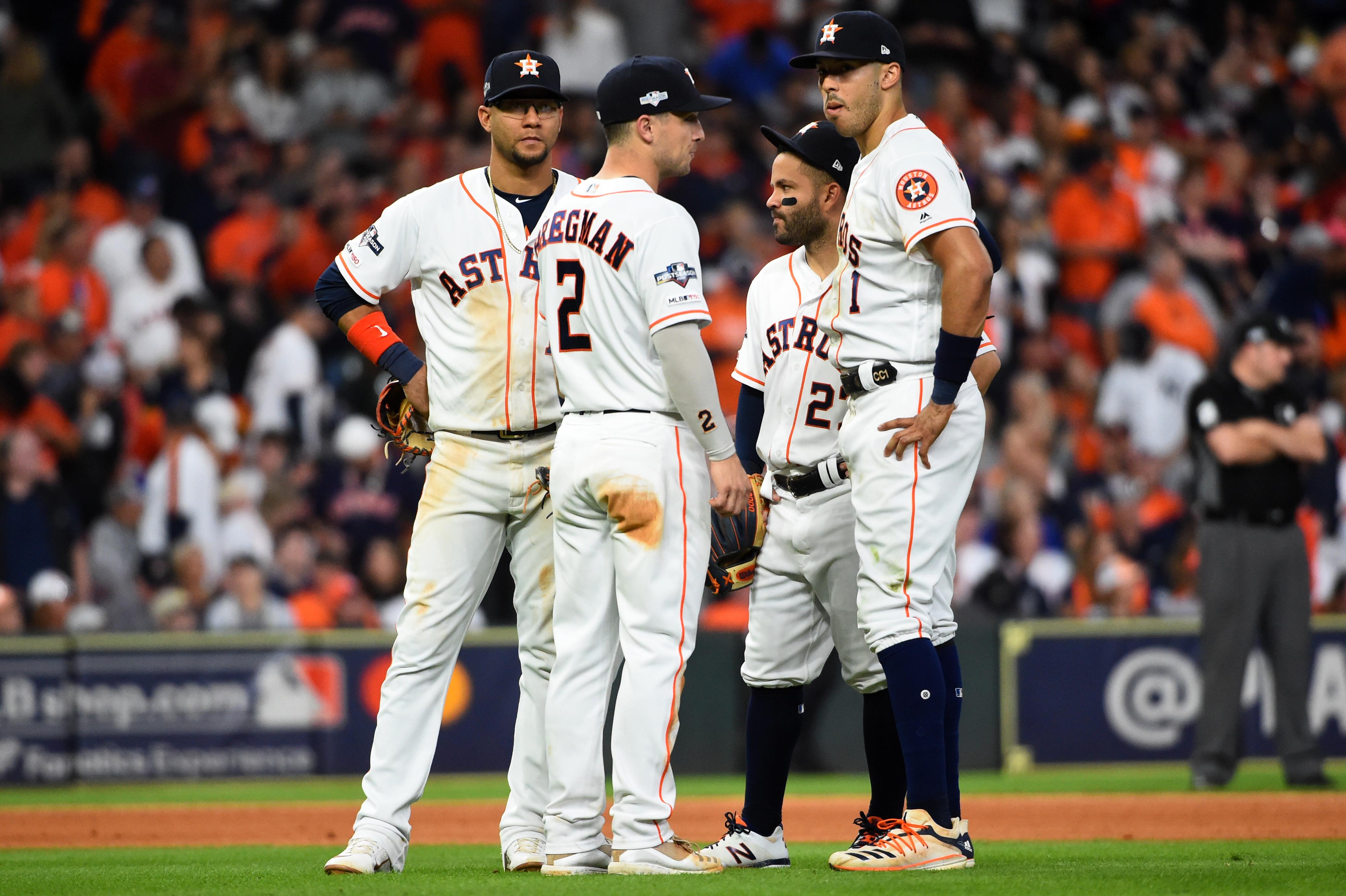 2019 ALCS Game 1 - New York Yankees v. Houston Astros