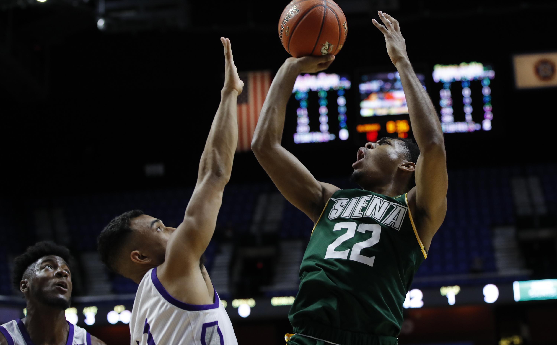 NCAA Basketball: Siena at Holy Cross