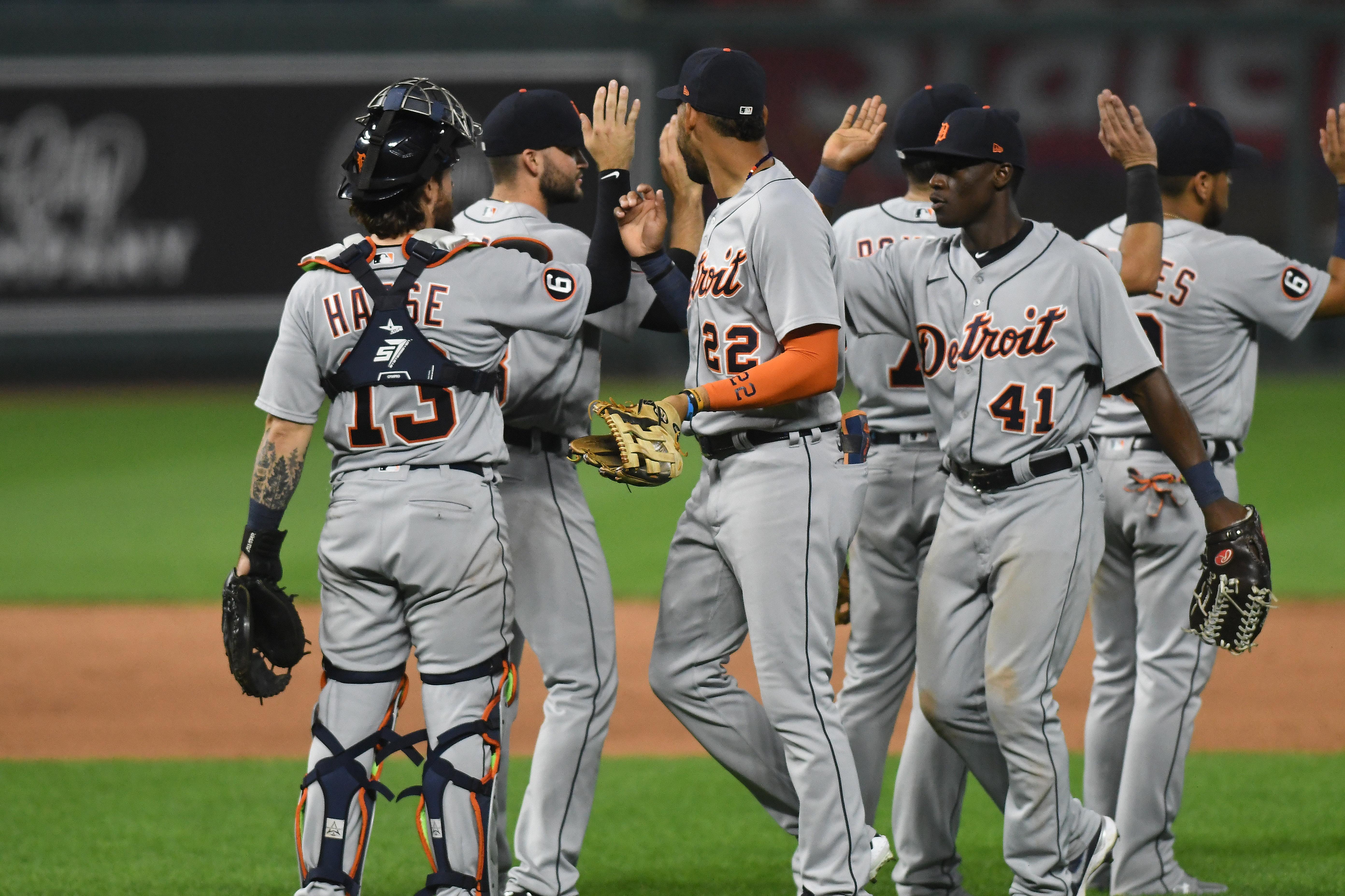 MLB: SEP 26 Tigers at Royals