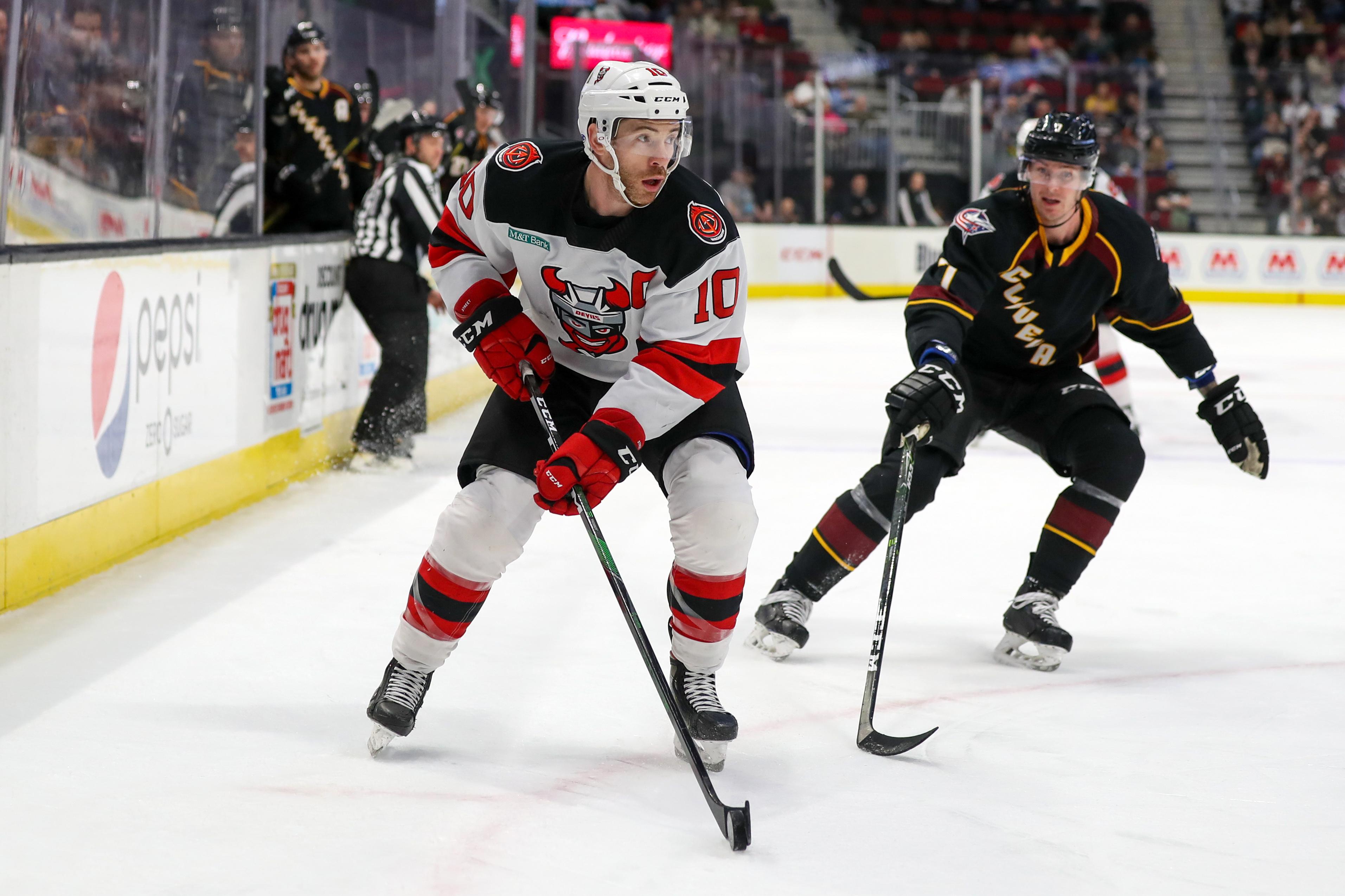 AHL: FEB 09 Binghamton Senators at Cleveland Monsters