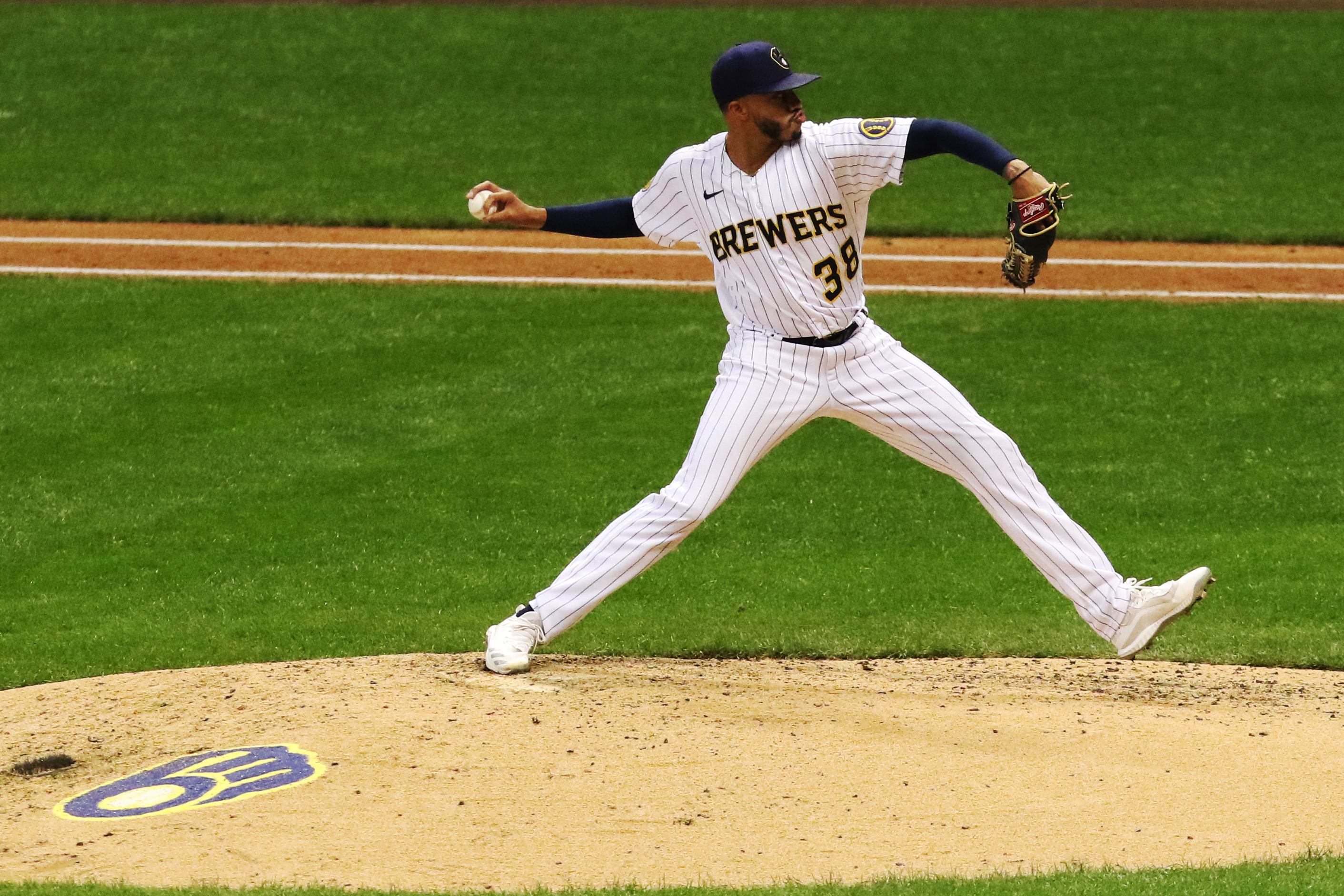 MLB: SEP 19 Royals at Brewers