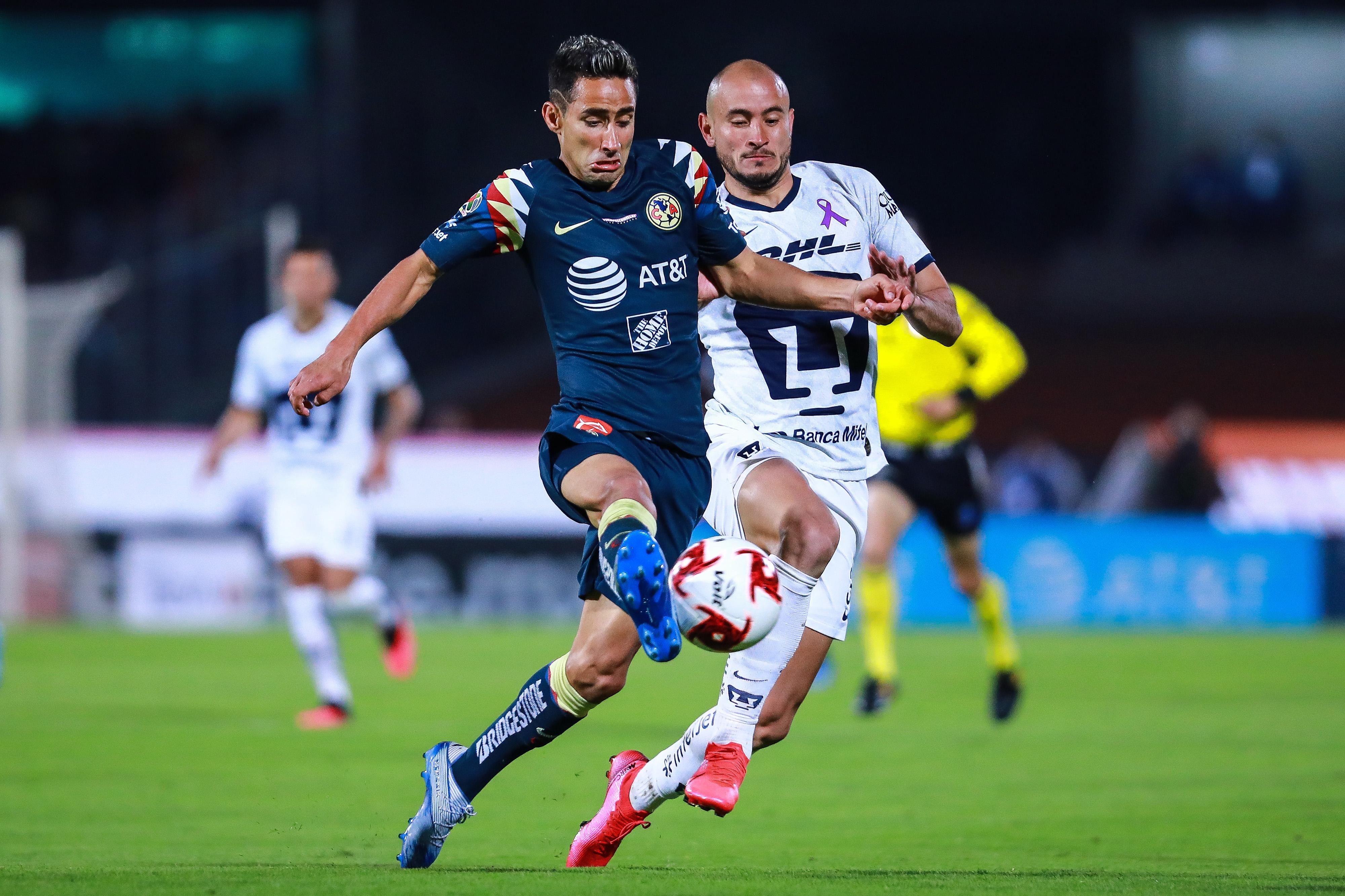 Pumas UNAM v America - Torneo Clausura 2020 Liga MX