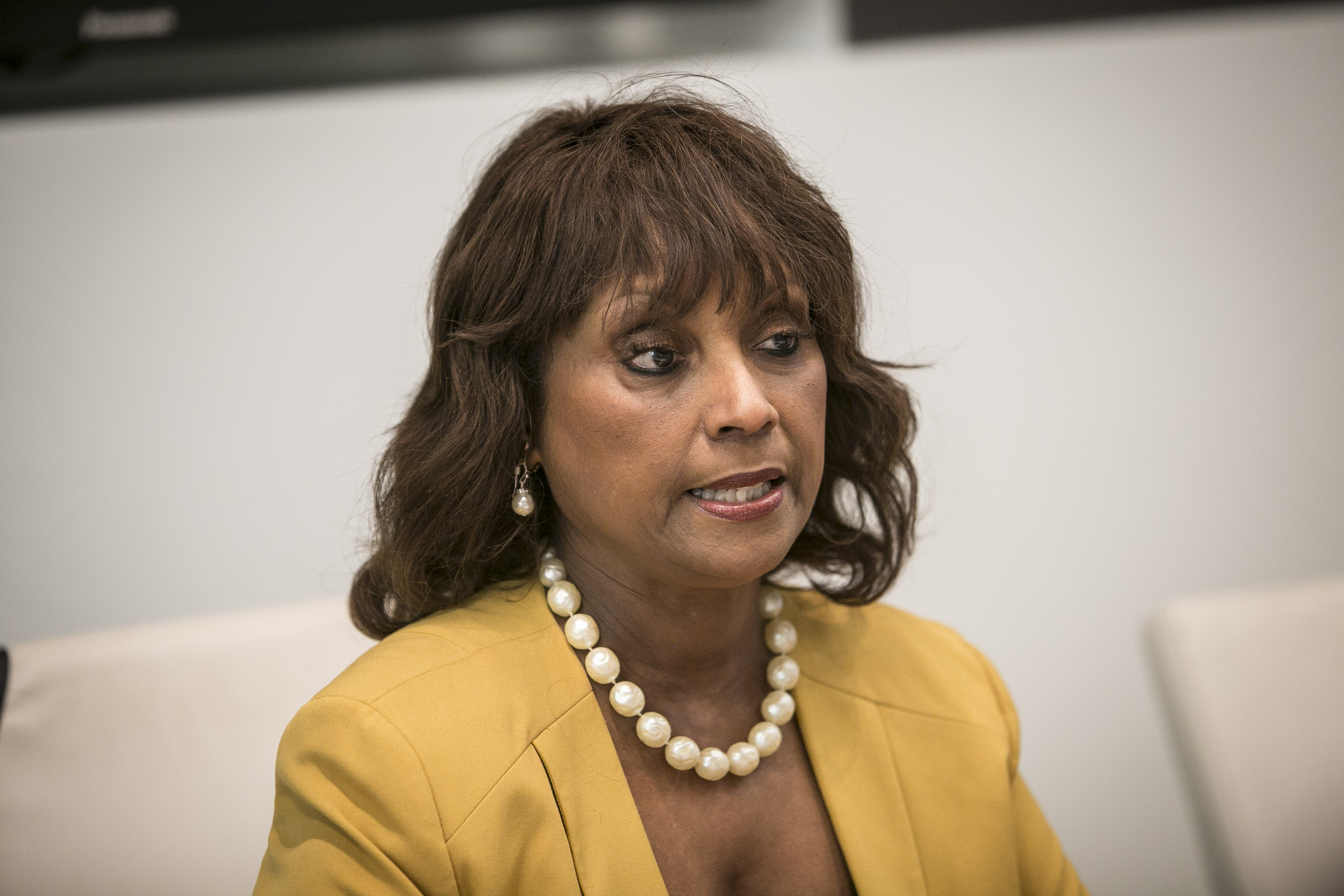 Debbie Meyers-Martin is endorsed by the Sun-Times in the Illinois House 38th District general election.