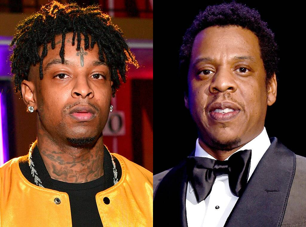 21 Savage and JAY-Z