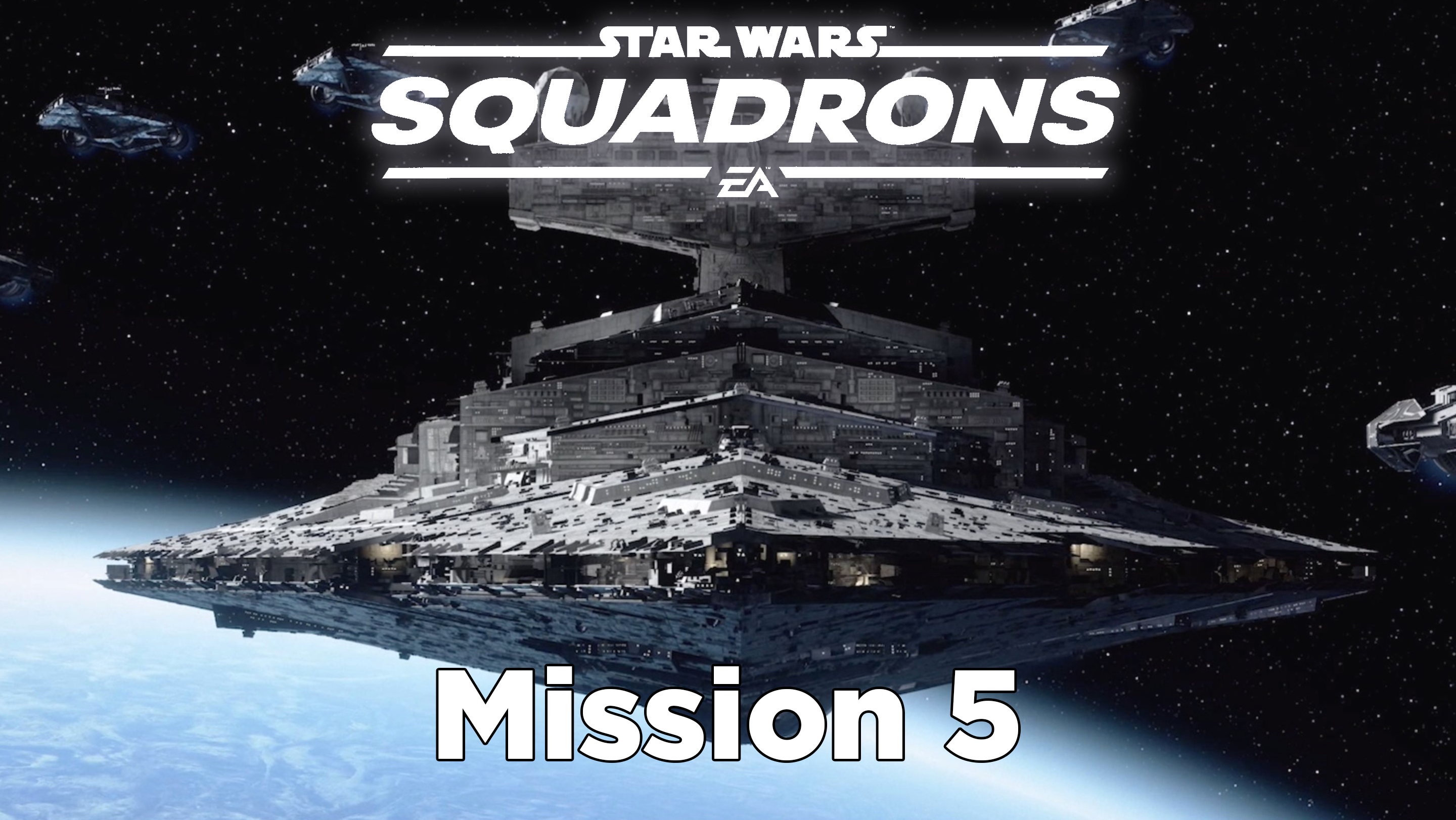 Star Wars Squadrons guide: Mission 5 – The Trail from Desevro tips and walkthrough