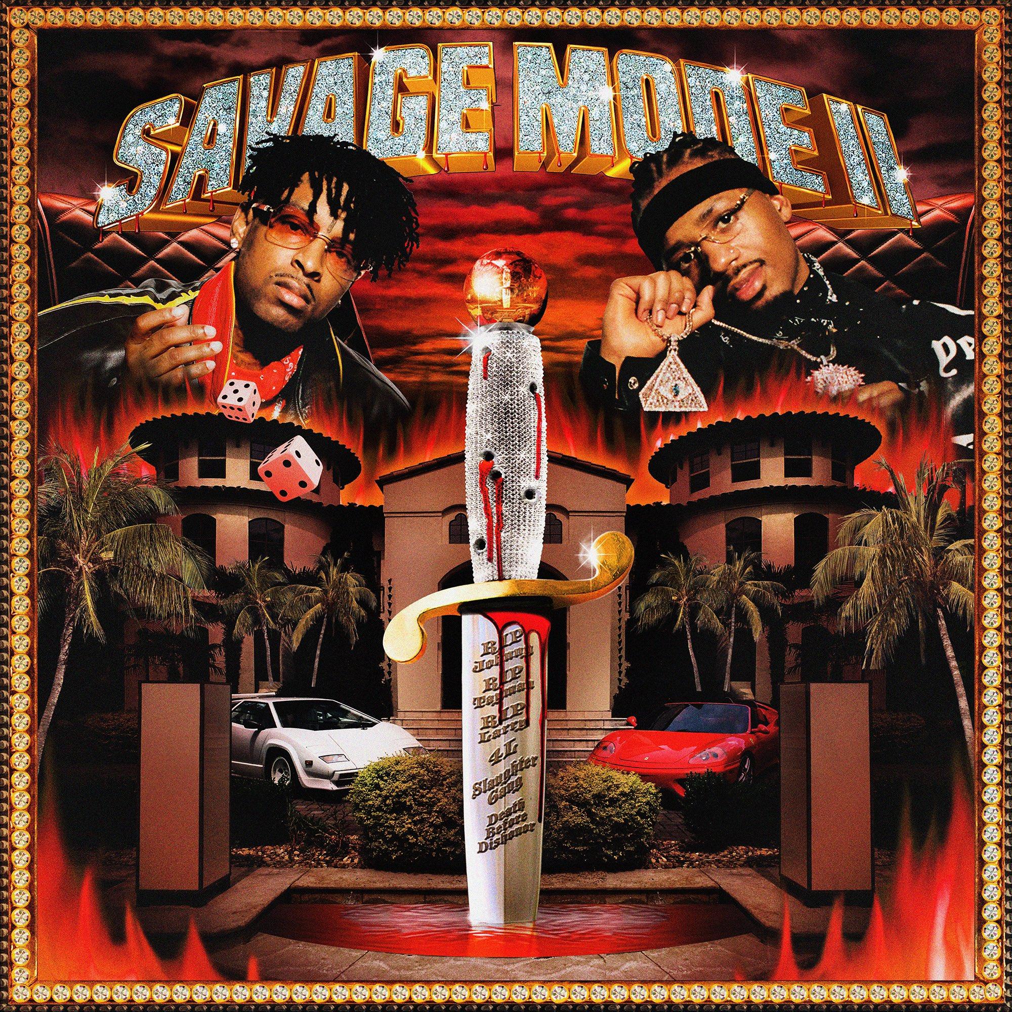 21 Savage Metro Boomin