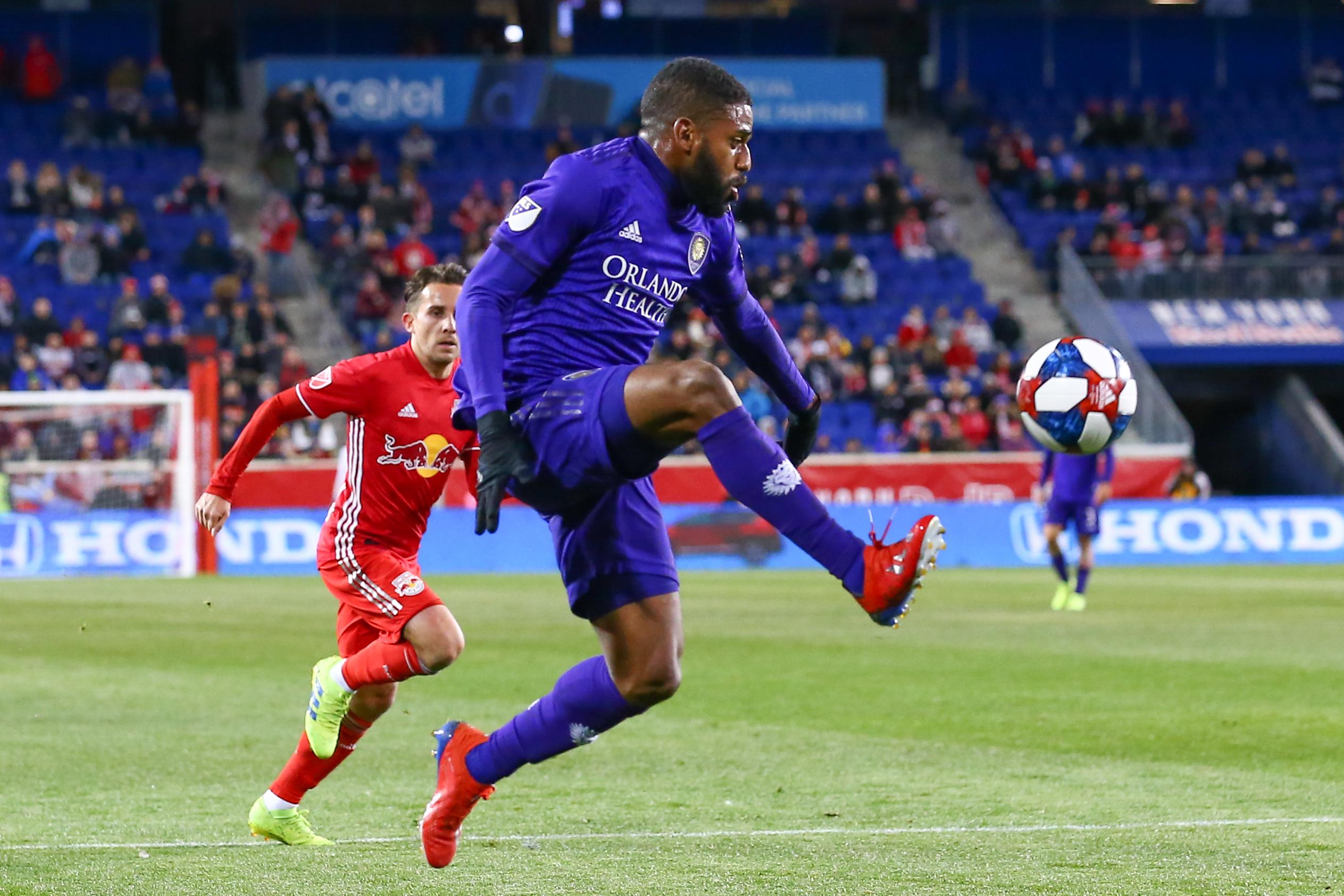 SOCCER: MAR 23 MLS - Orlando City SC at New York Red Bulls