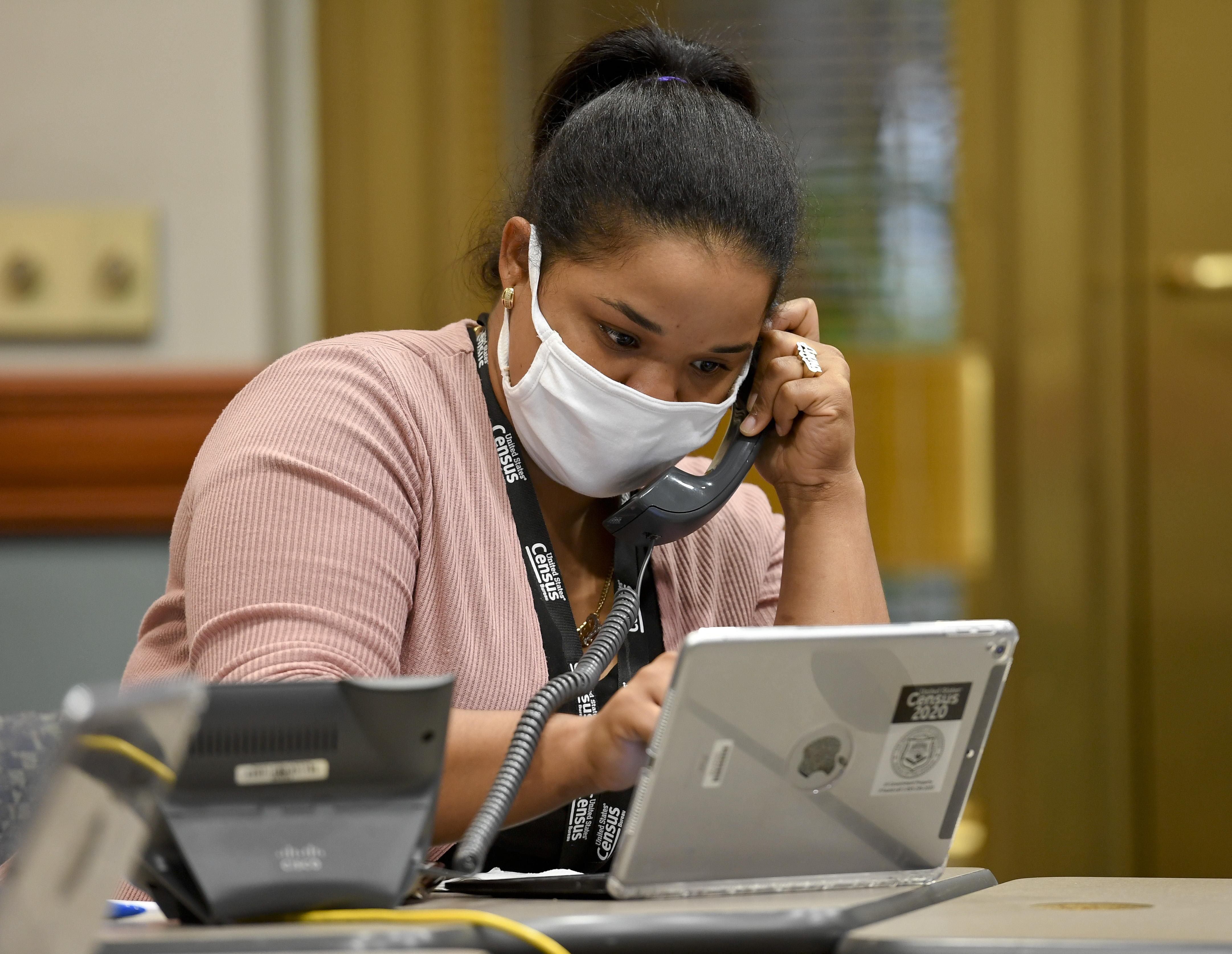 Census Call Center To Help People In Pennsylvania