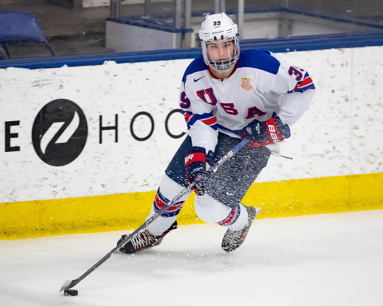 2018 Under-17 Four Nations Tournament - USA vs Slovakia