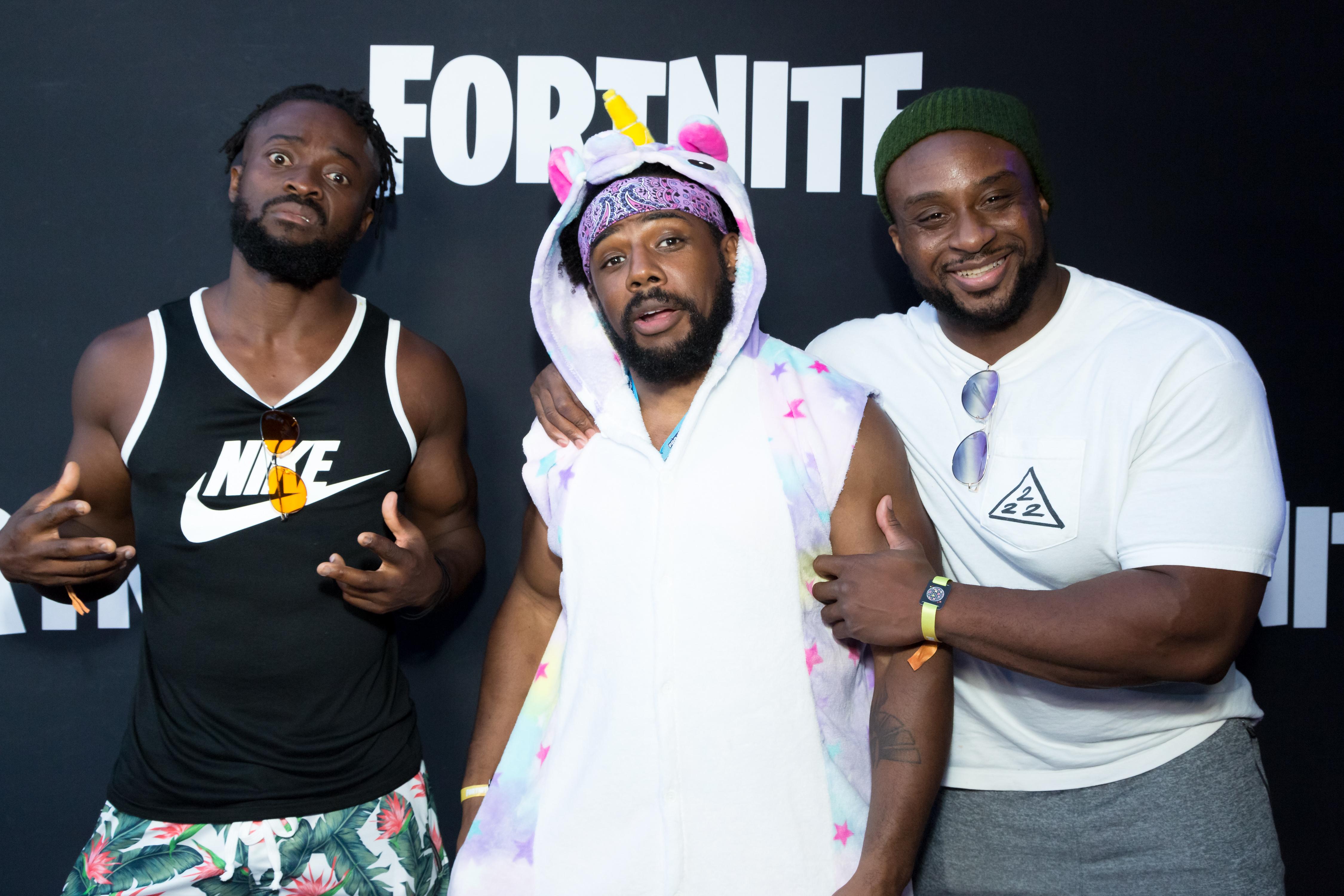 Epic Games Hosts Fortnite Party Royale - Arrivals