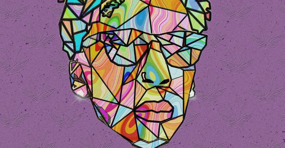 Wiz Khalifa's 'The Saga Of Wiz Khalifa (Deluxe)' artwork