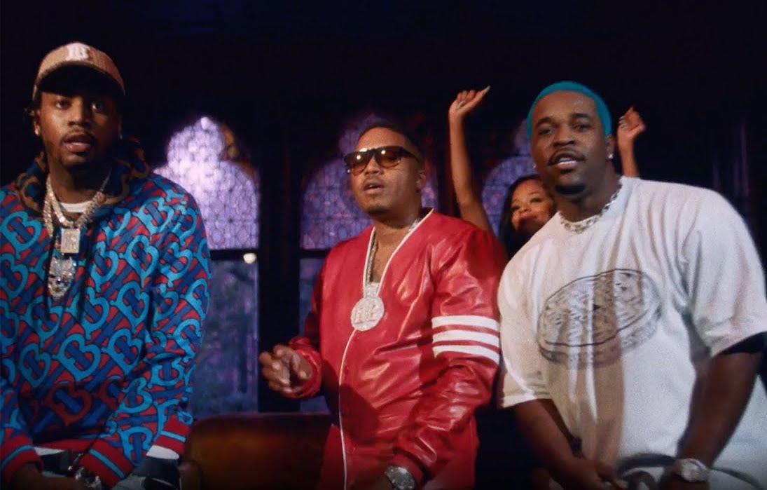 Fivio Foreign, Nas, and A$AP Ferg