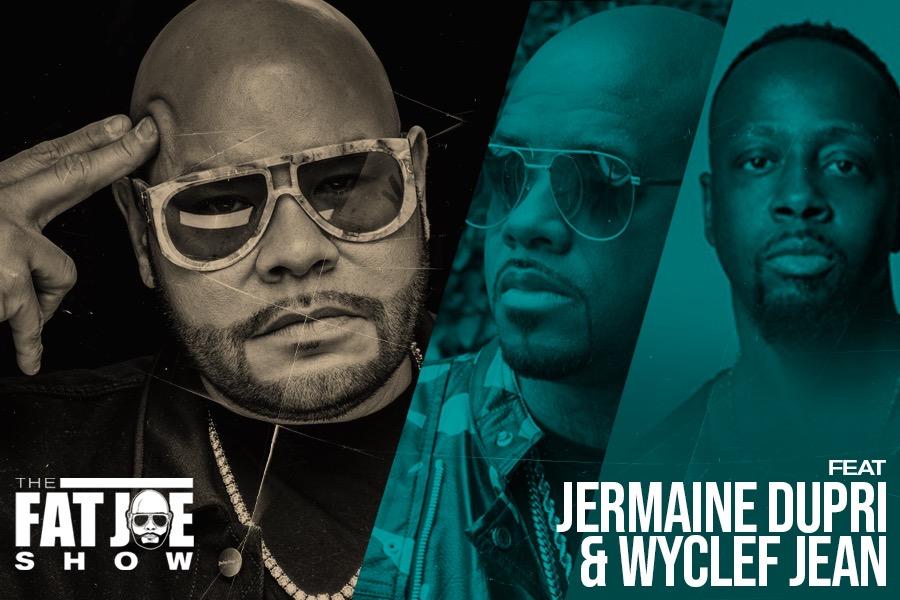 Fat Joe, Jermaine Dupri, and Wyclef