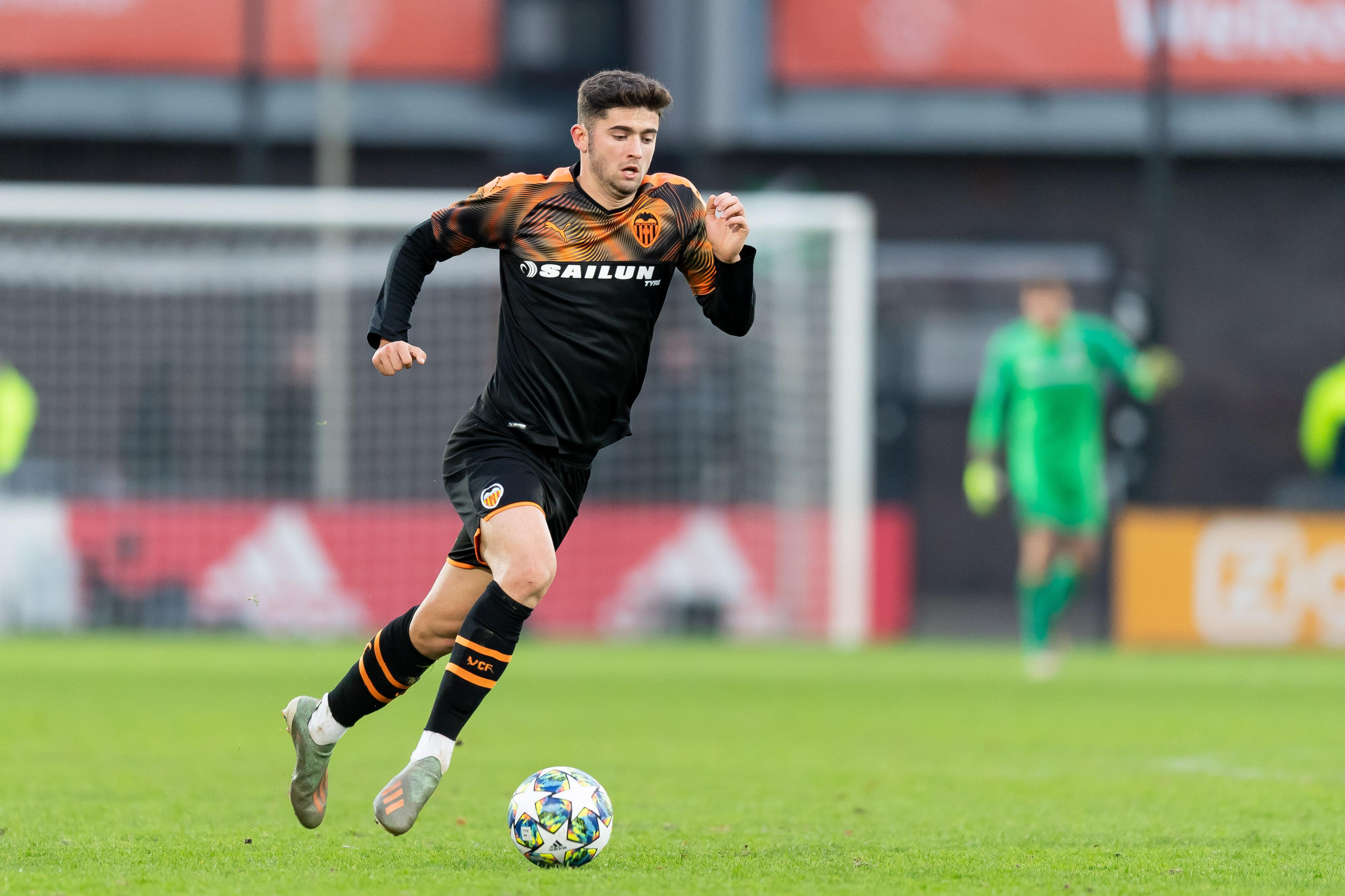 Ajax Amsterdam U19 v FC Valencia U19 - UEFA Youth League