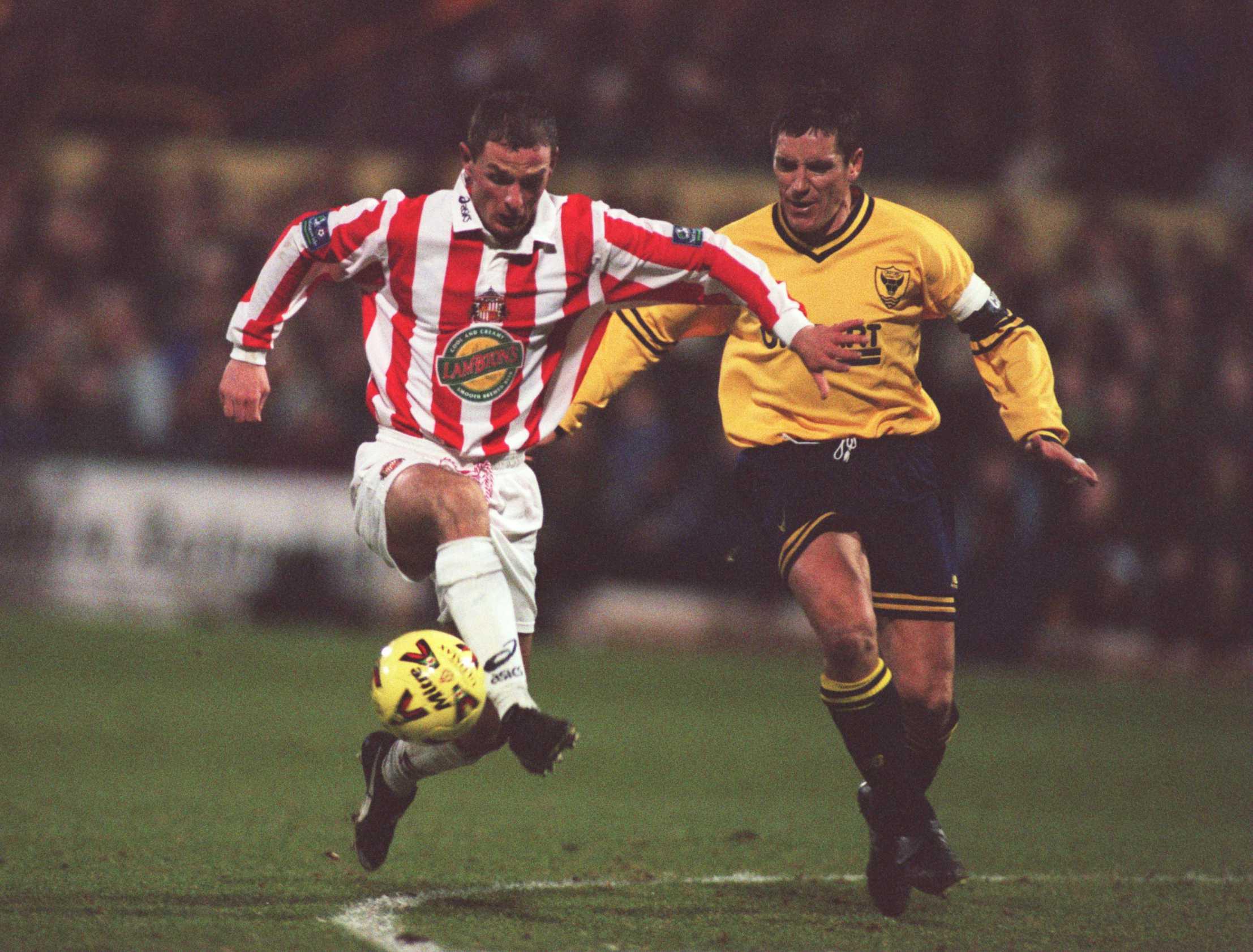 Soccer - Nationwide League Division One - Oxford United v Sunderland