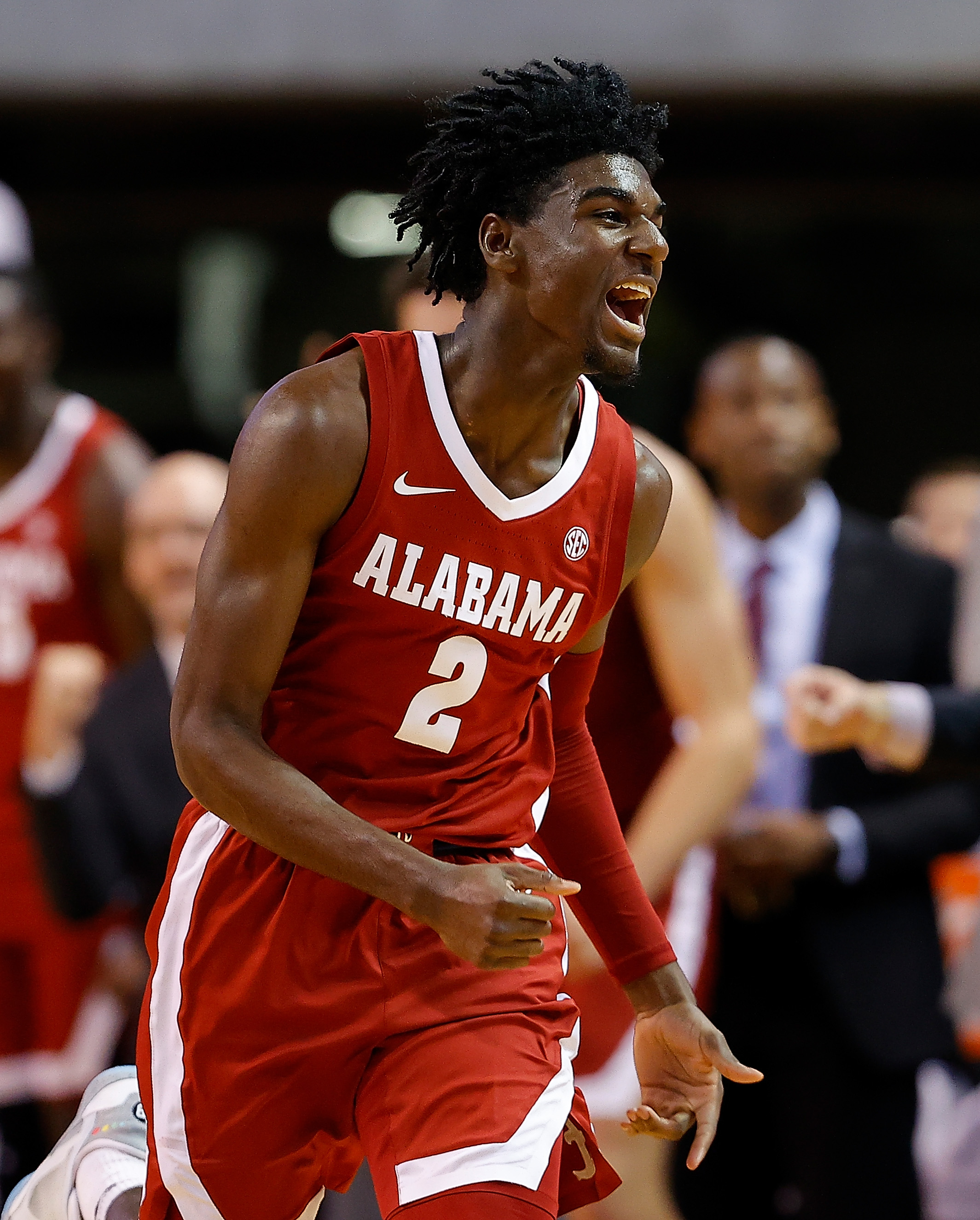 Alabama v Auburn
