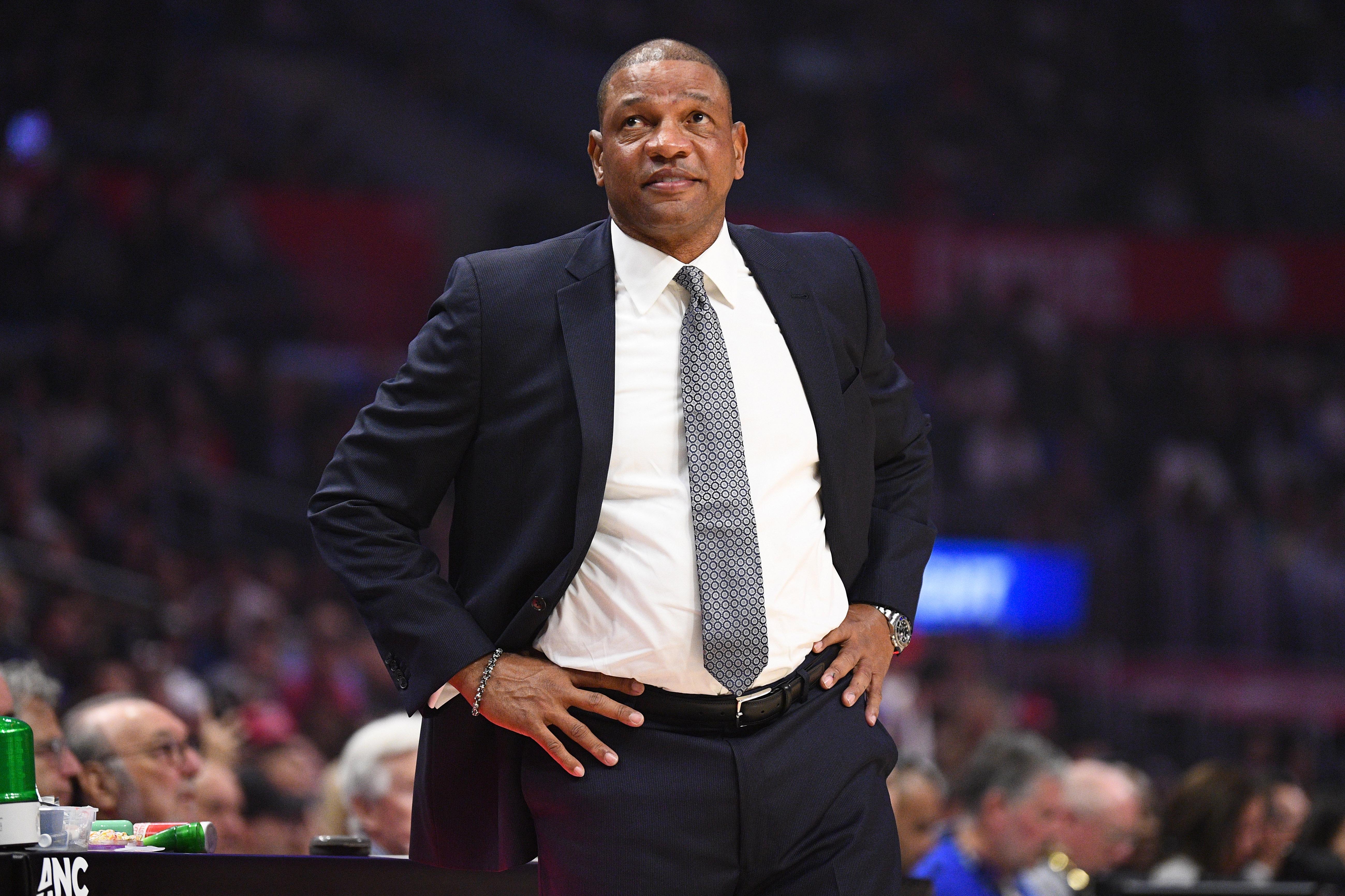 NBA: NOV 18 Thunder at Clippers