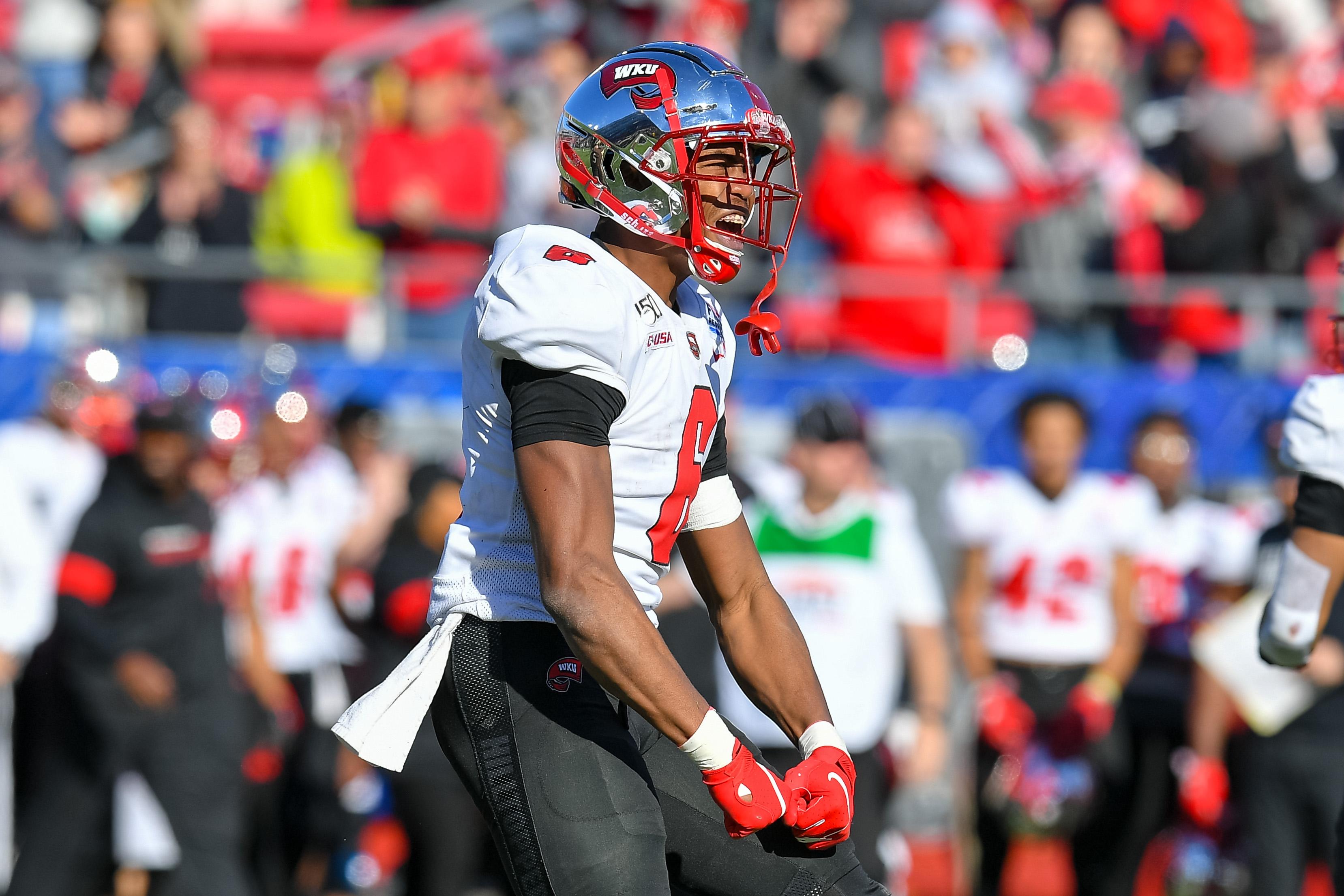 NCAA Football: First Responder Bowl-Western Kentucky vs Western Michigan