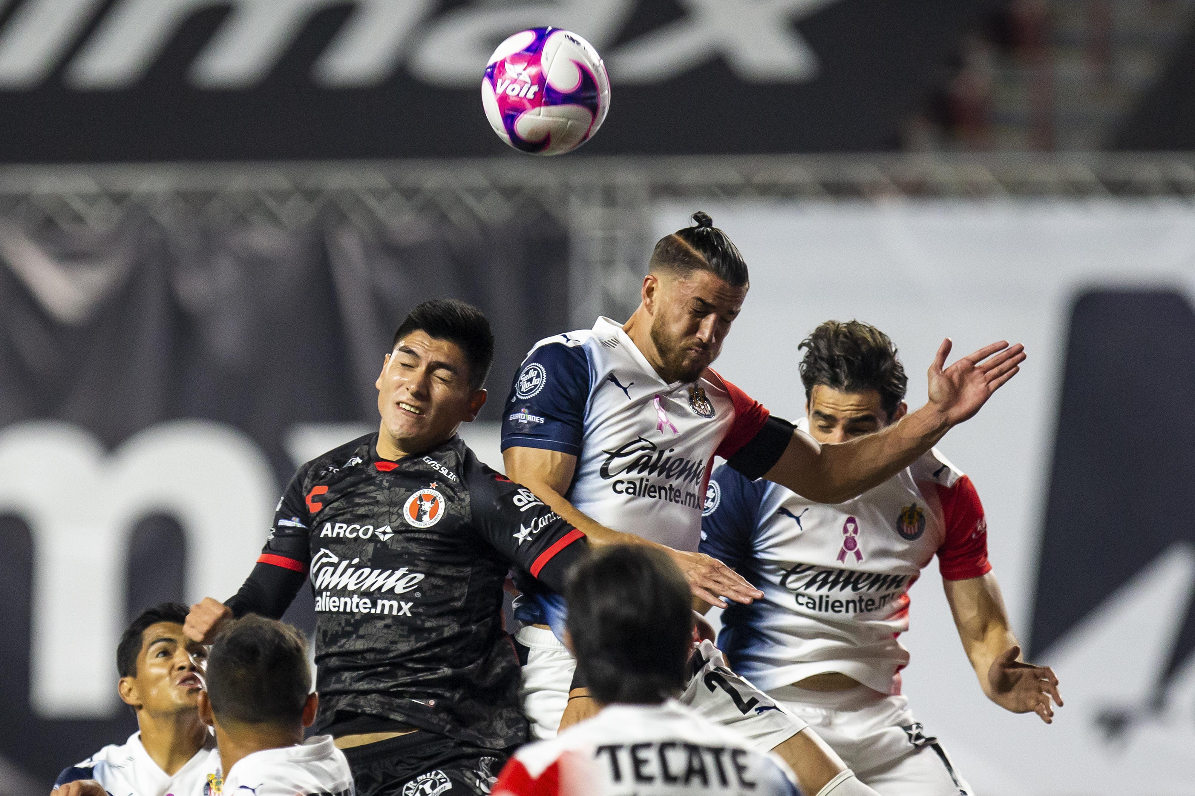 Tijuana v Chivas - Torneo Guard1anes 2020 Liga MX