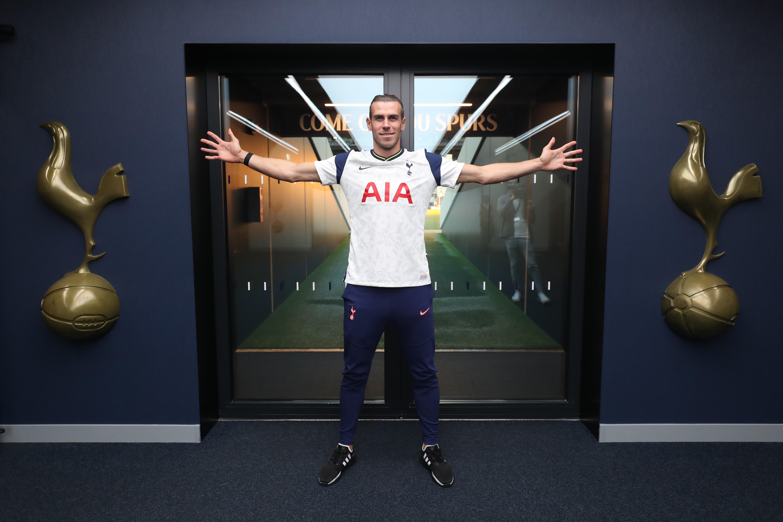 Tottenham Hotspur - New Signings - Gareth Bale
