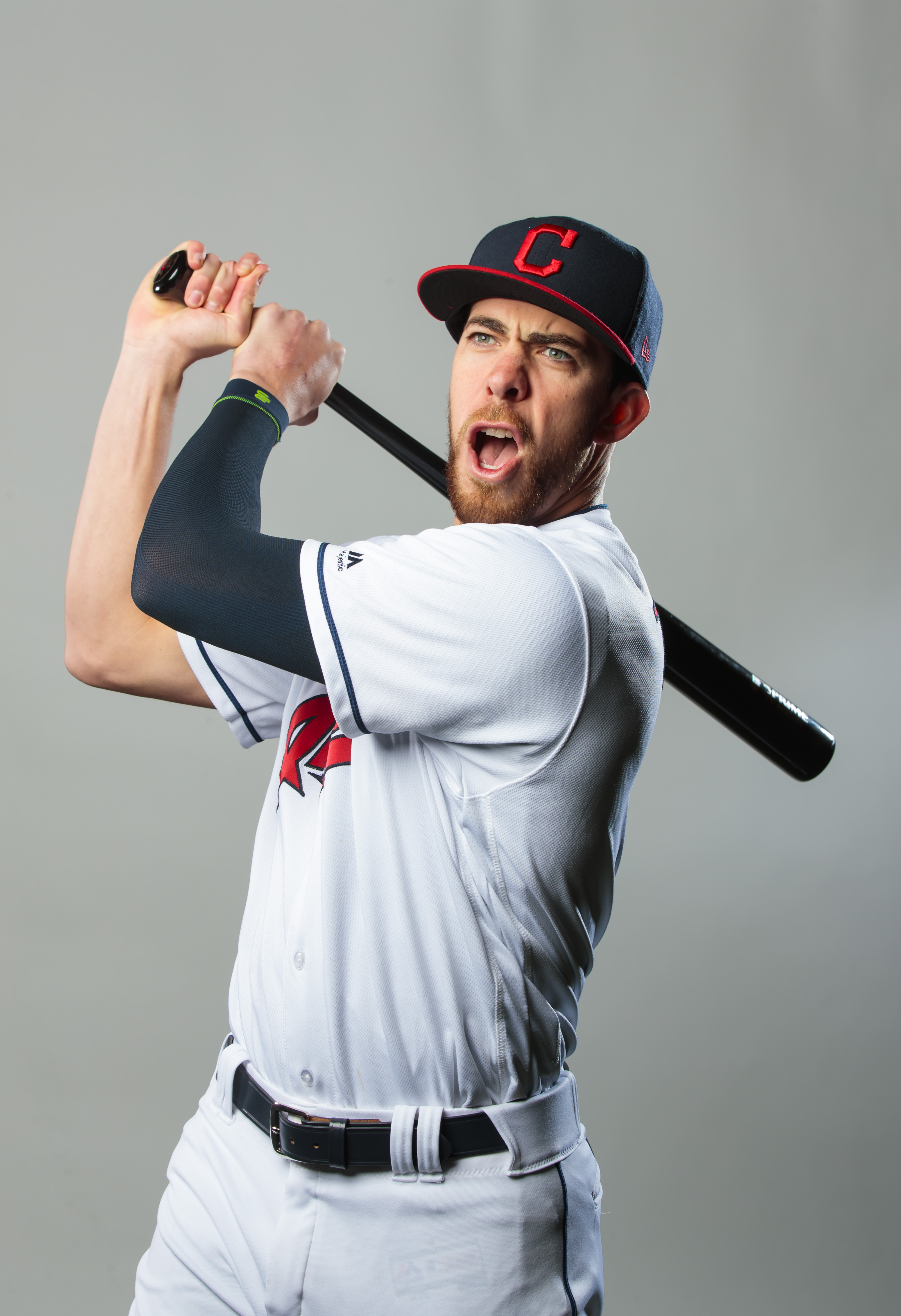 MLB: Cleveland Indians-Media Day