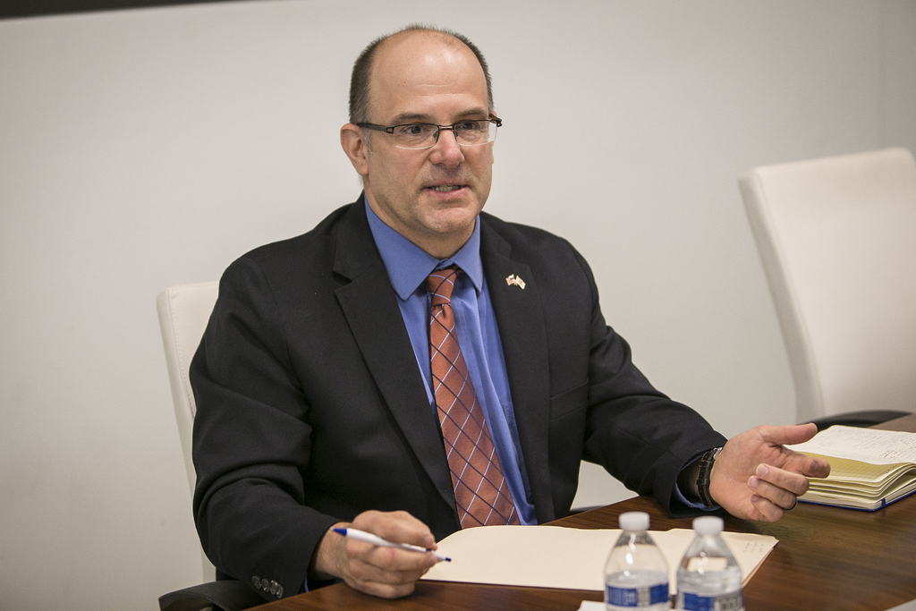State Rep. Mark Batinick, R-Plainfield
