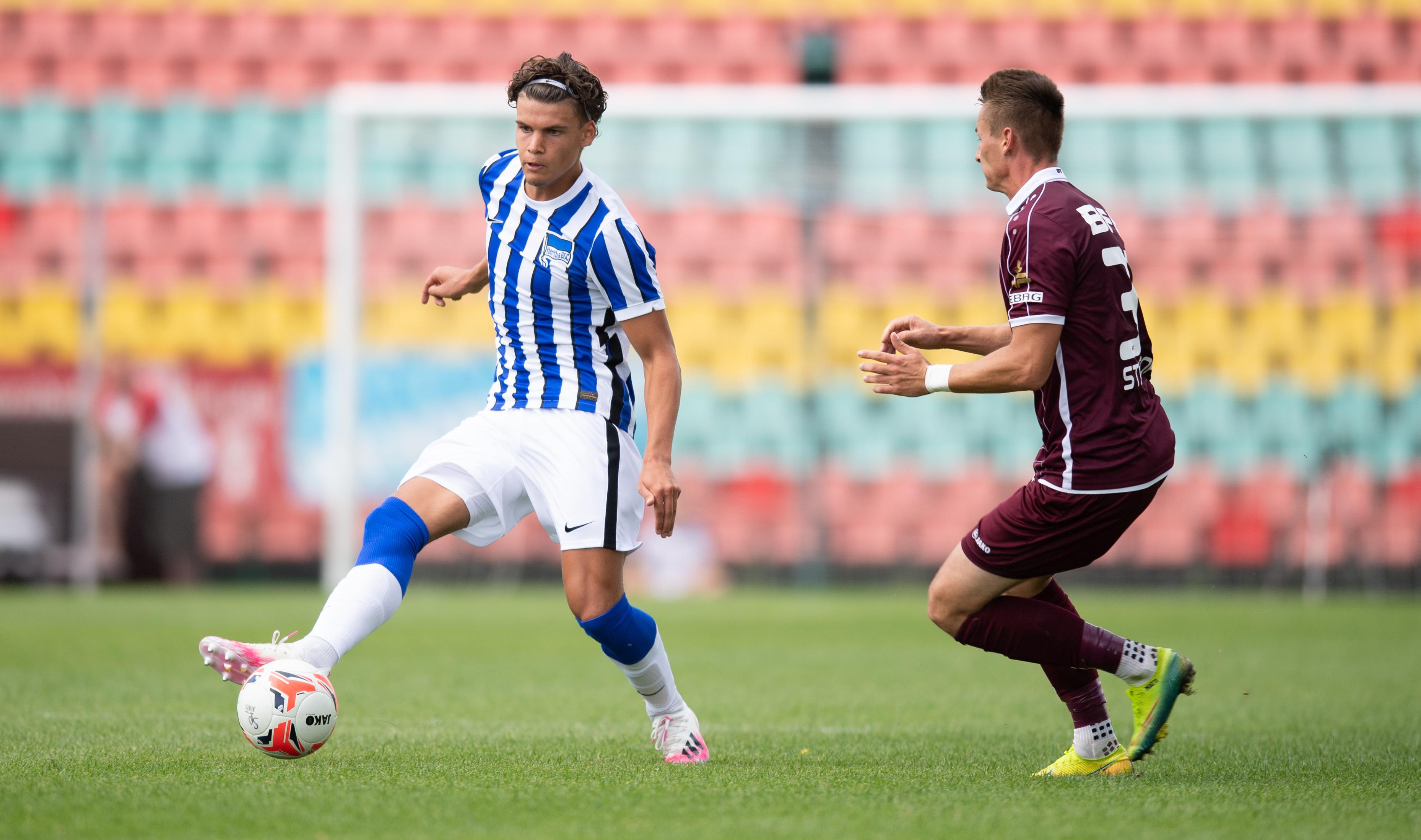 REGIONALLIGA NORDOST - BFC Dynamo v Hertha BSC U23