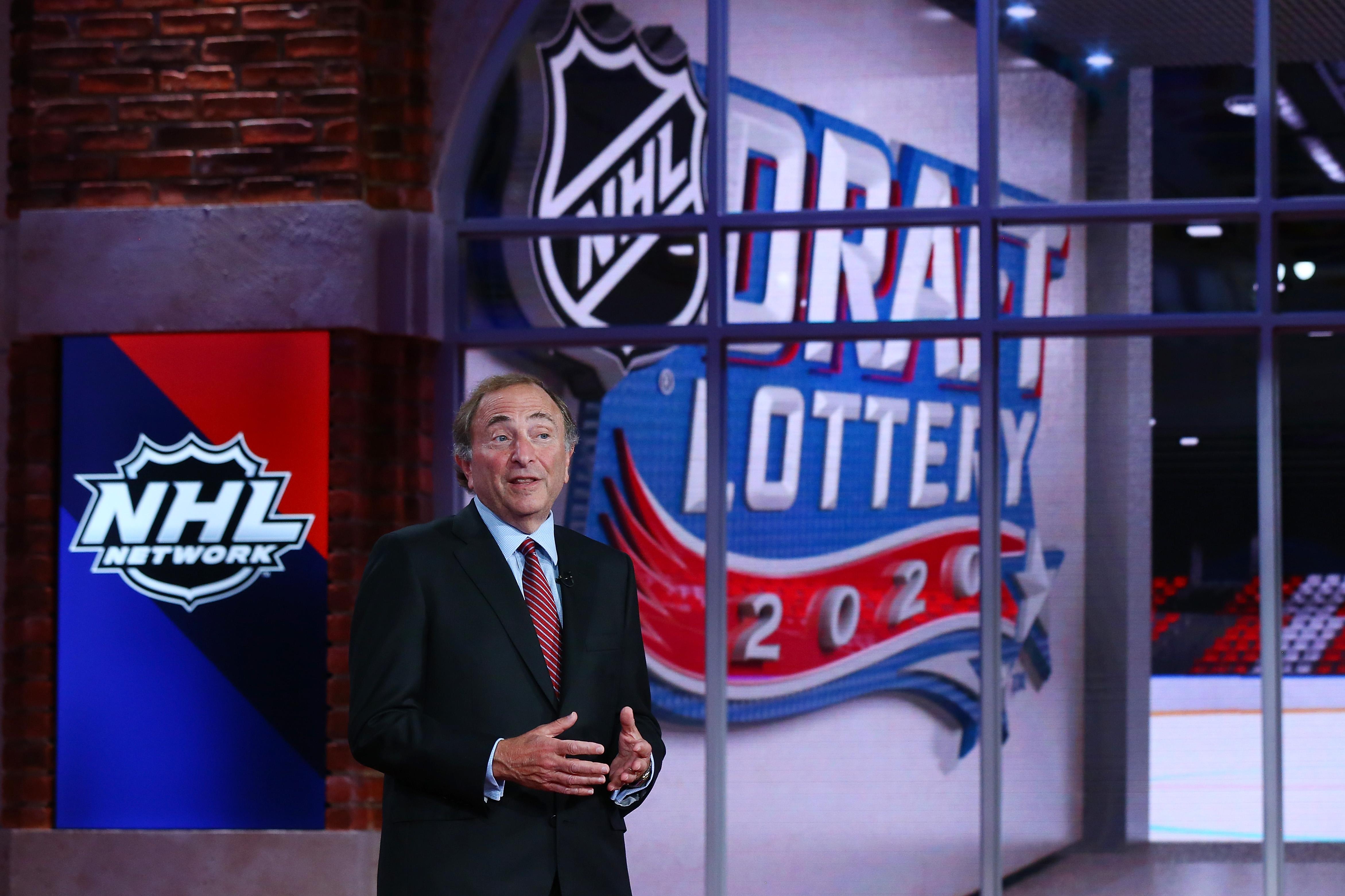 2020 NHL Draft Lottery Phase 2