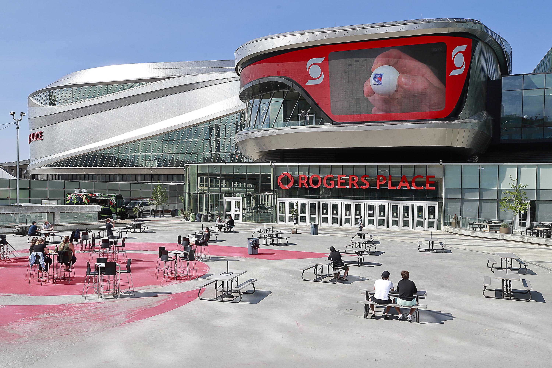 2020 NHL Stanley Cup Playoffs - Edmonton