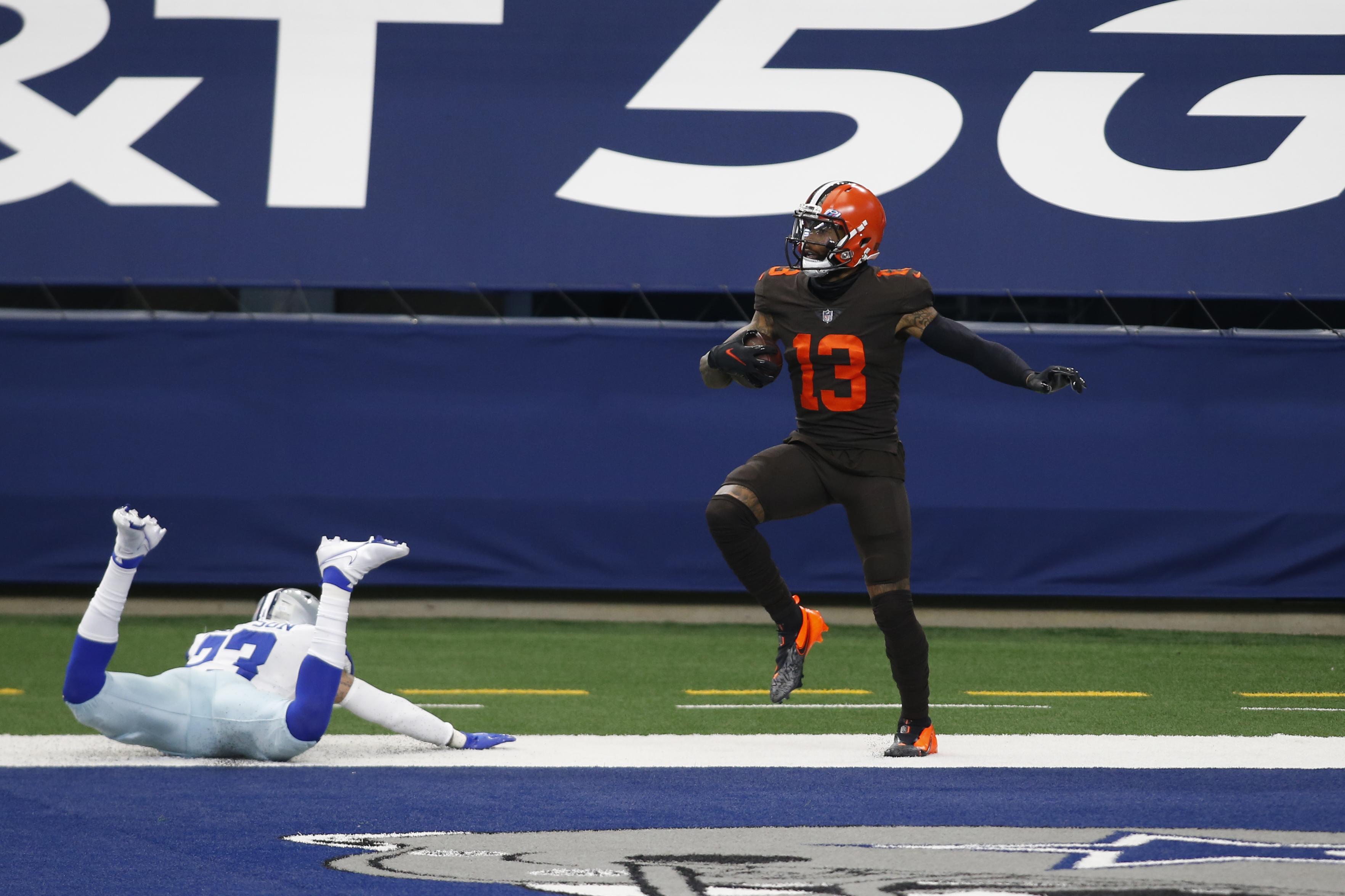 NFL: Cleveland Browns at Dallas Cowboys