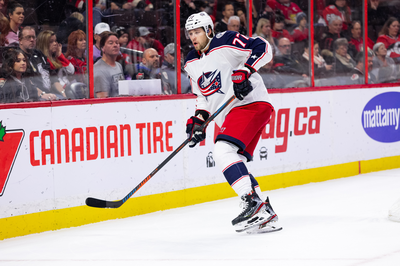 NHL: DEC 14 Blue Jackets at Senators