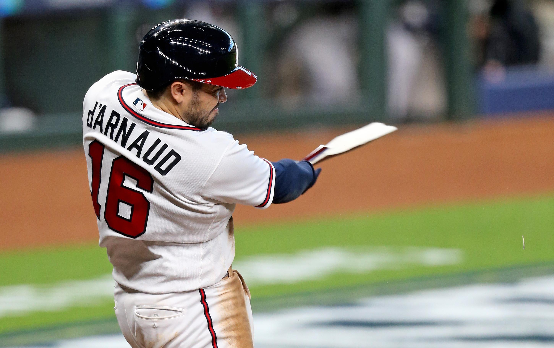 MLB: NLDS-Miami Marlins at Atlanta Braves