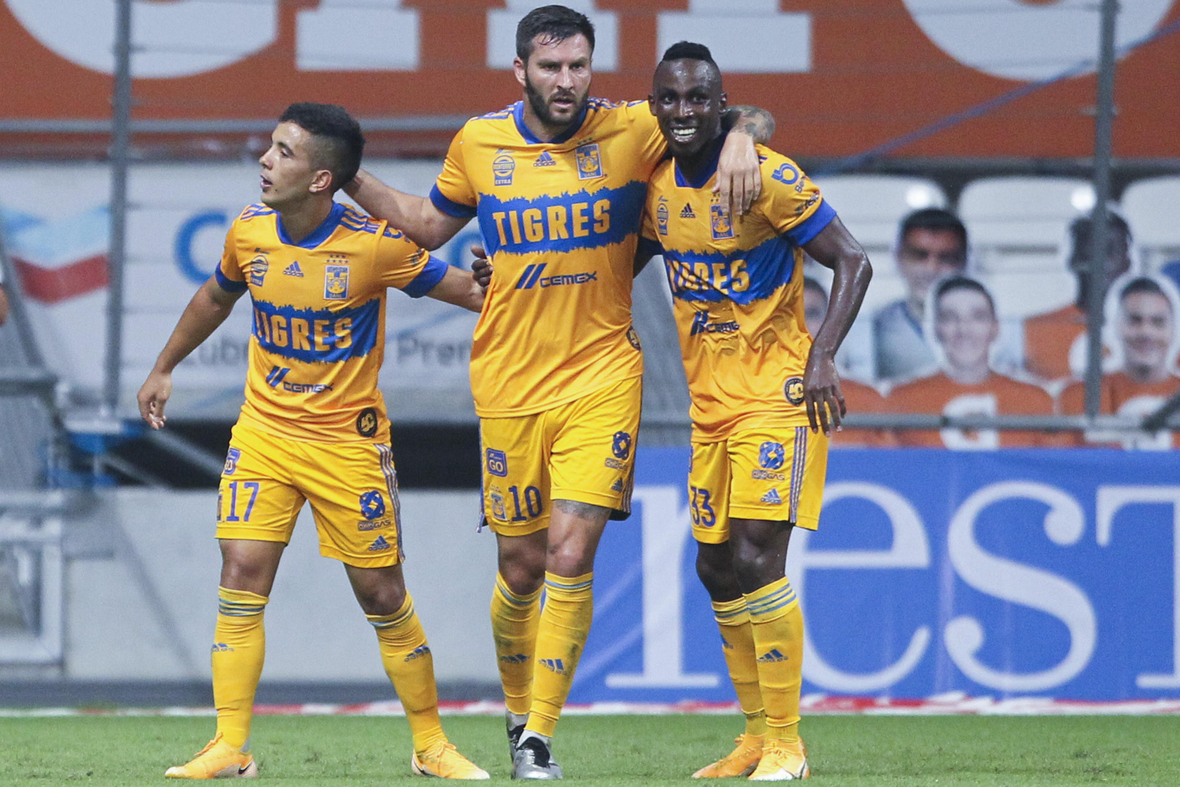 Monterrey v Tigres UANL - Torneo Guard1anes 2020 Liga MX