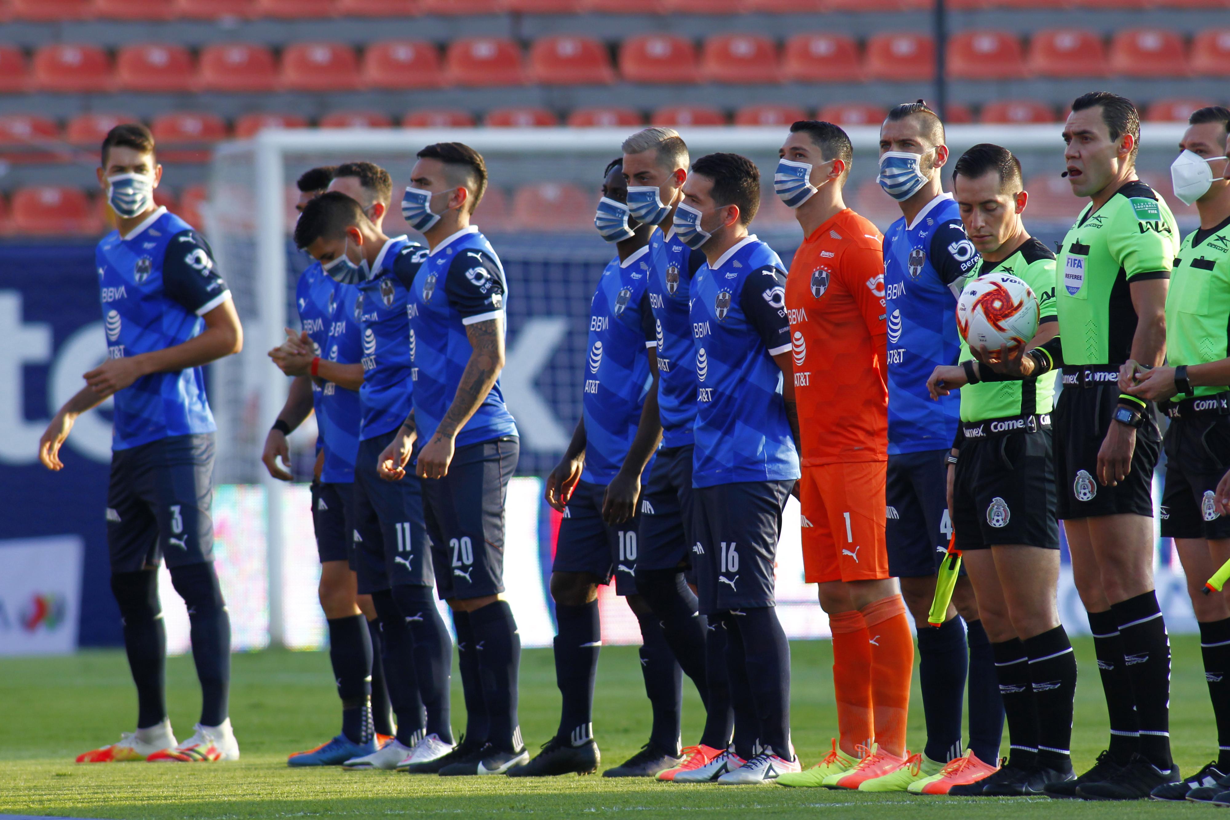 Atletico San Luis v Monterrey - Torneo Guard1anes 2020 Liga MX
