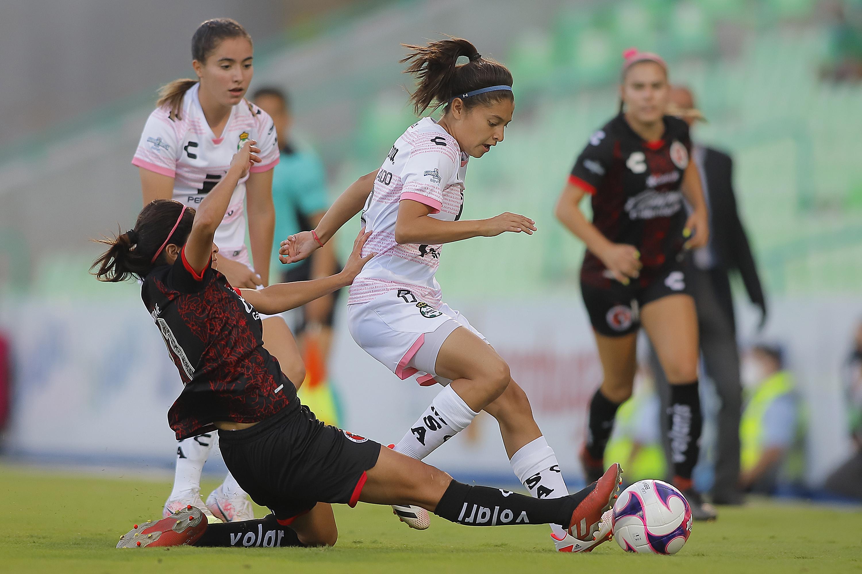 Santos Laguna v Tijuana - Torneo Guard1anes Liga MX Femenil