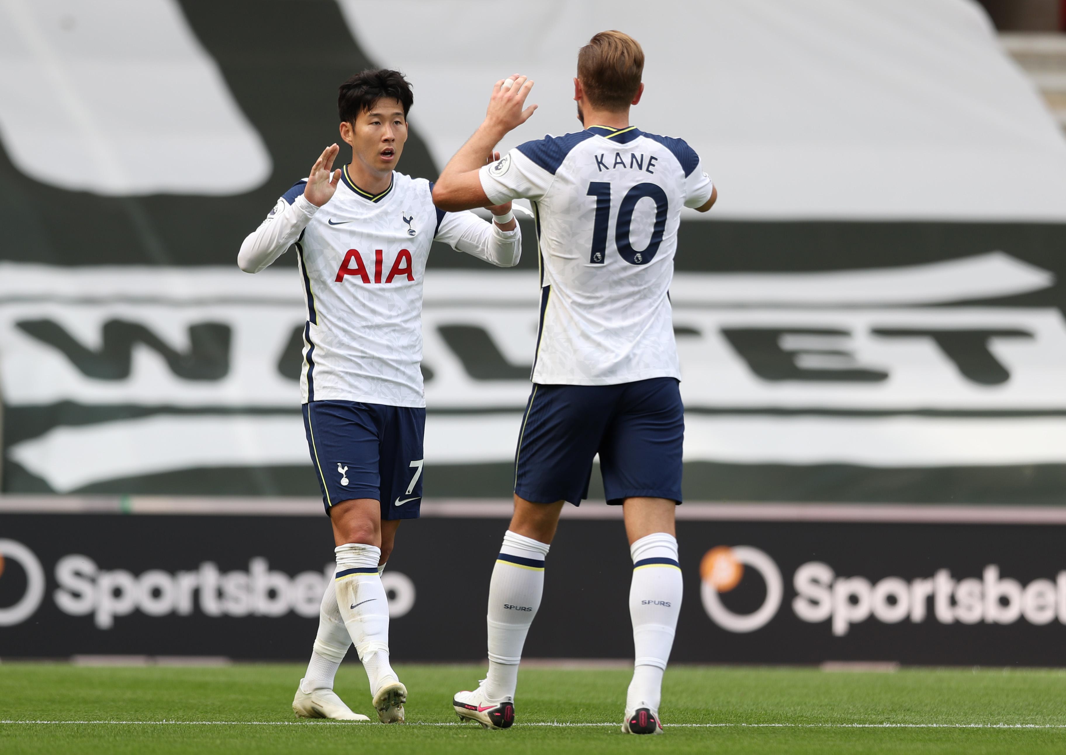 Southampton v Tottenham Hotspur - Premier League