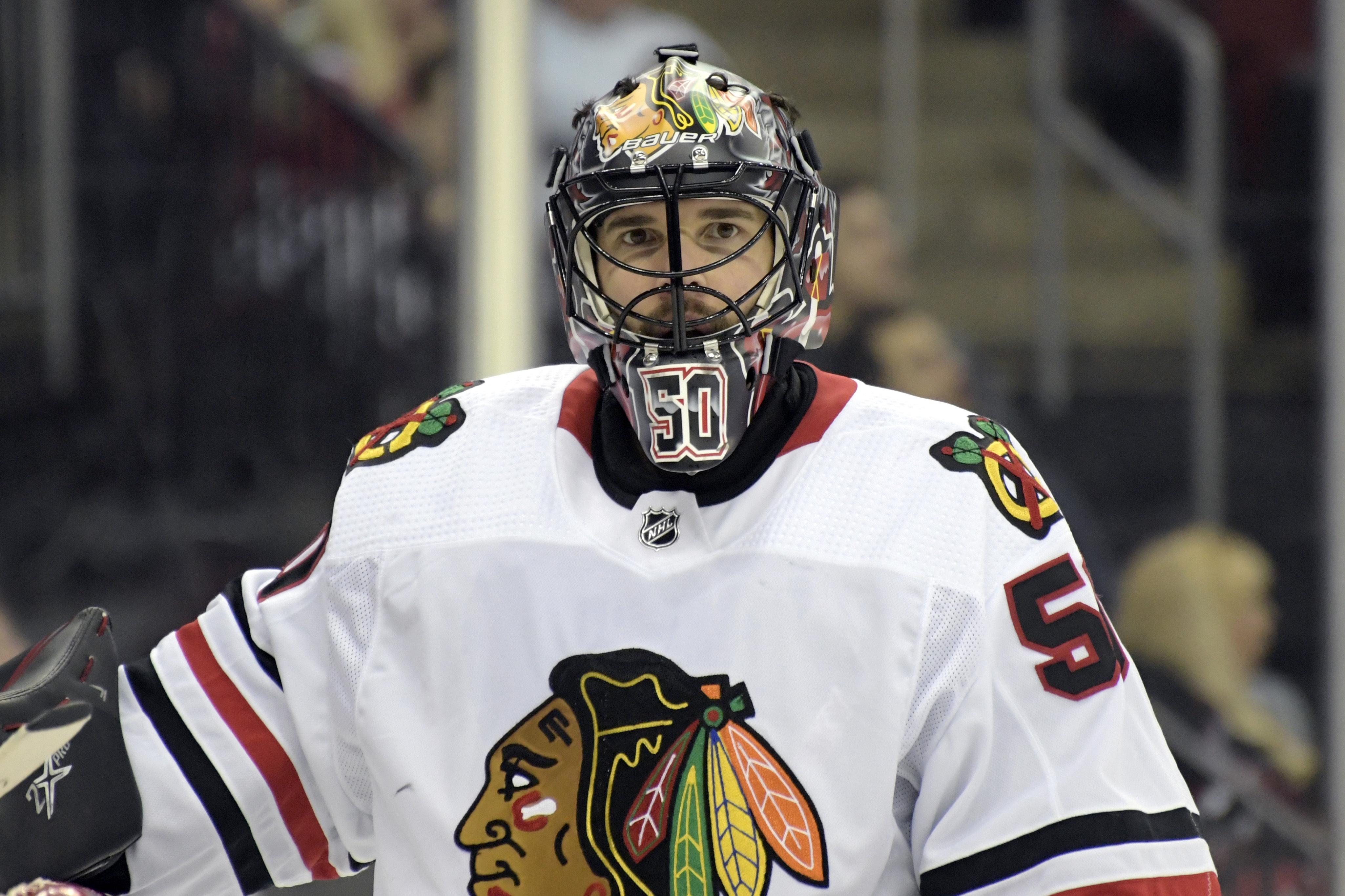 Longtime Blackhawks goaltender Corey Crawford will not return next season, ushering in a new era for the team.