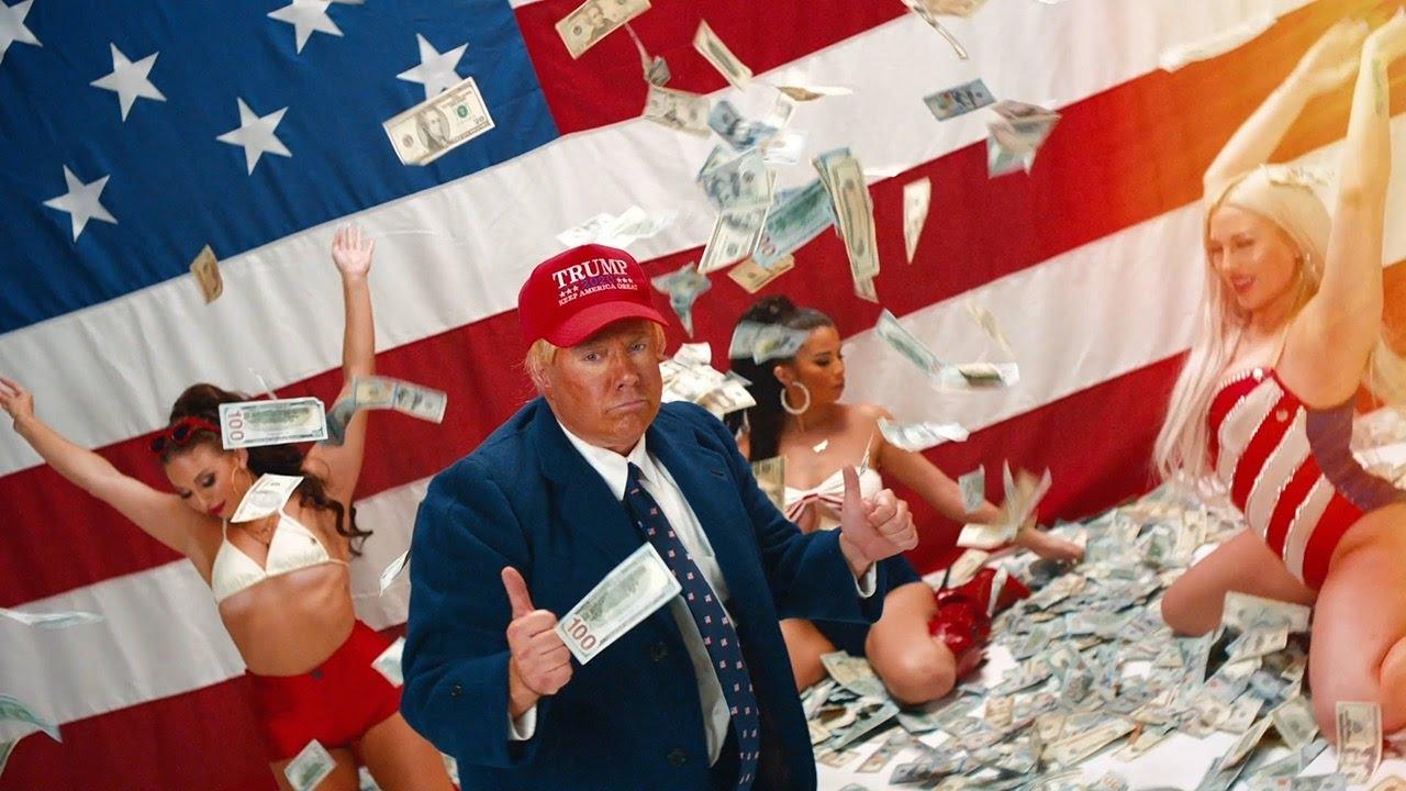 "Donald Trump impersonator for YG's ""Jealous"""