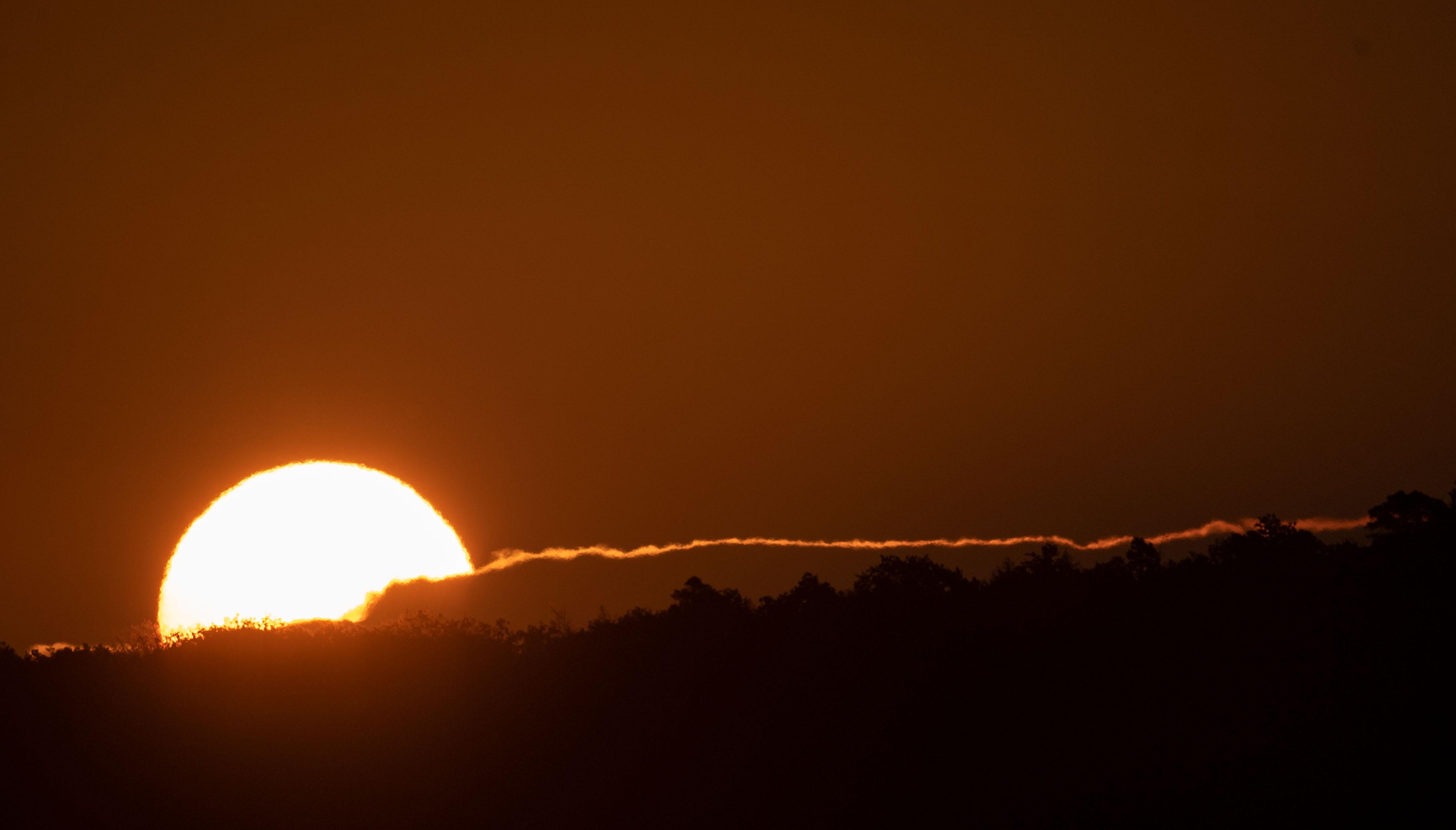 Sunrise in Stuttgart