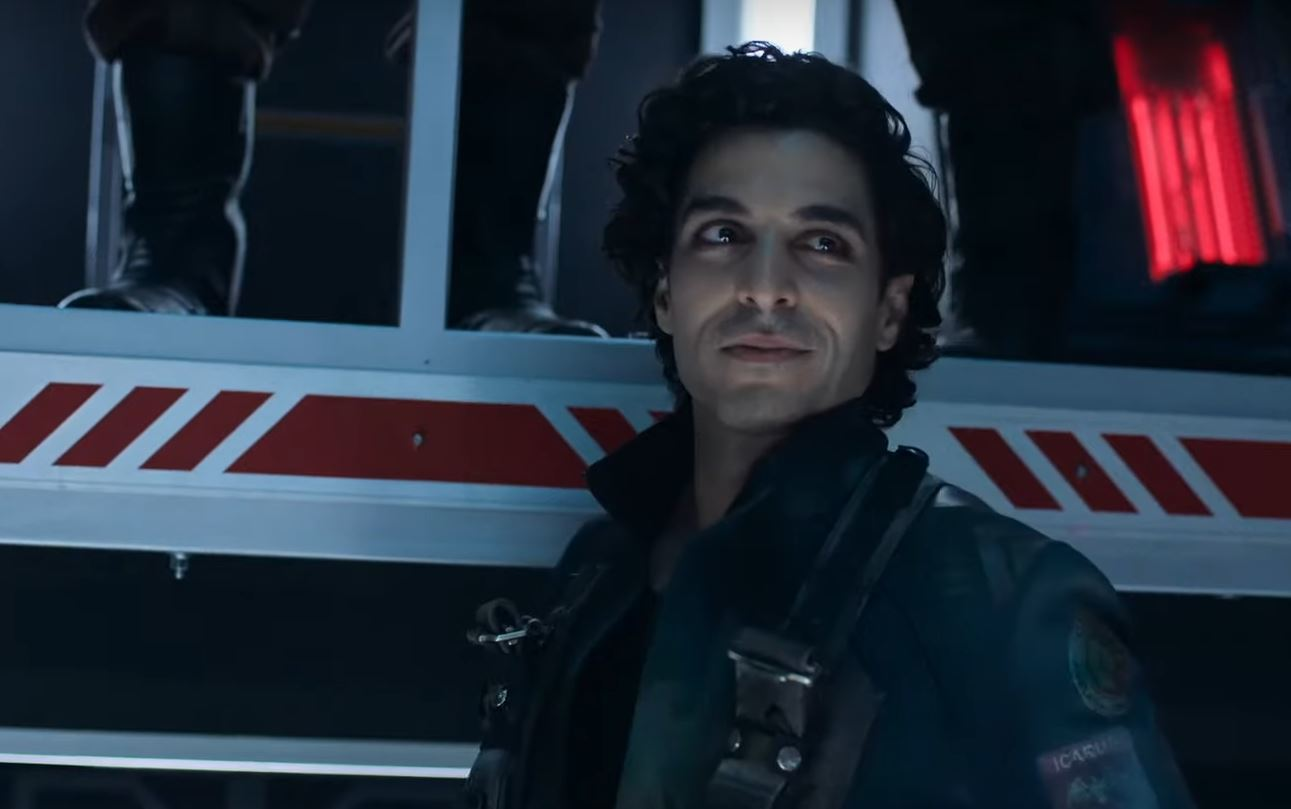 Marco Inaros in season 5 of The Expanse.