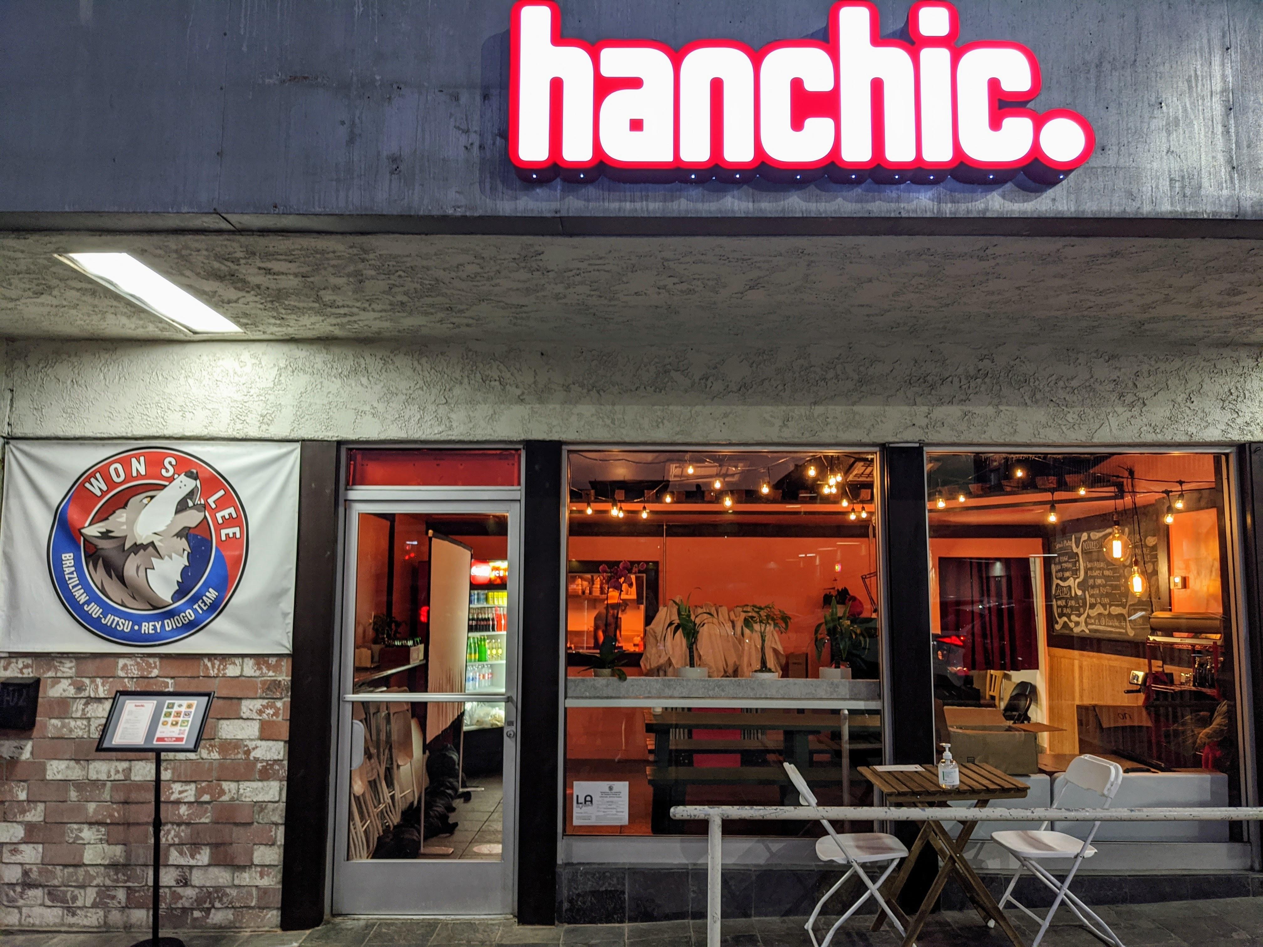 Hanchic, Koreatown