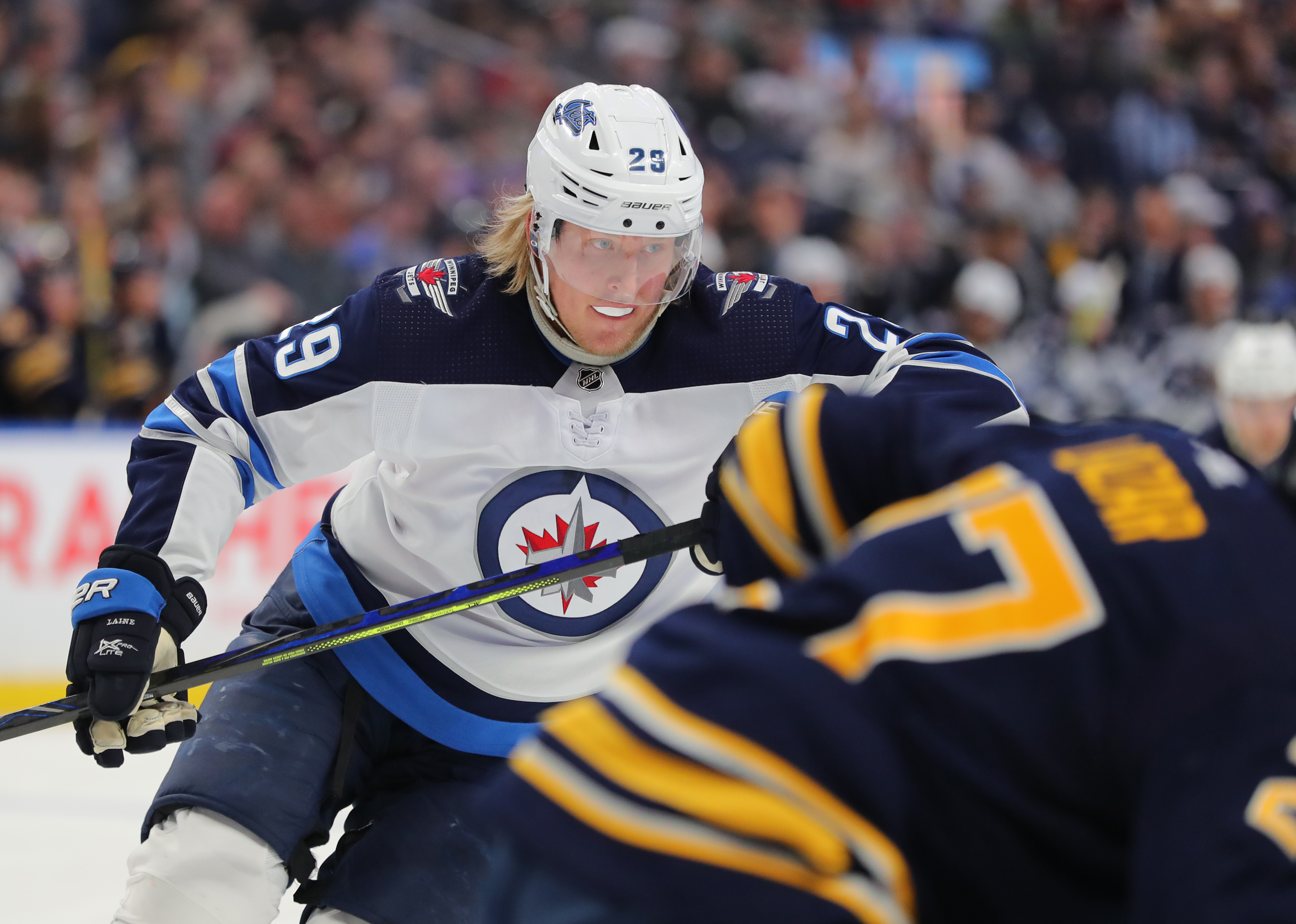 Winnipeg Jets v Buffalo Sabres