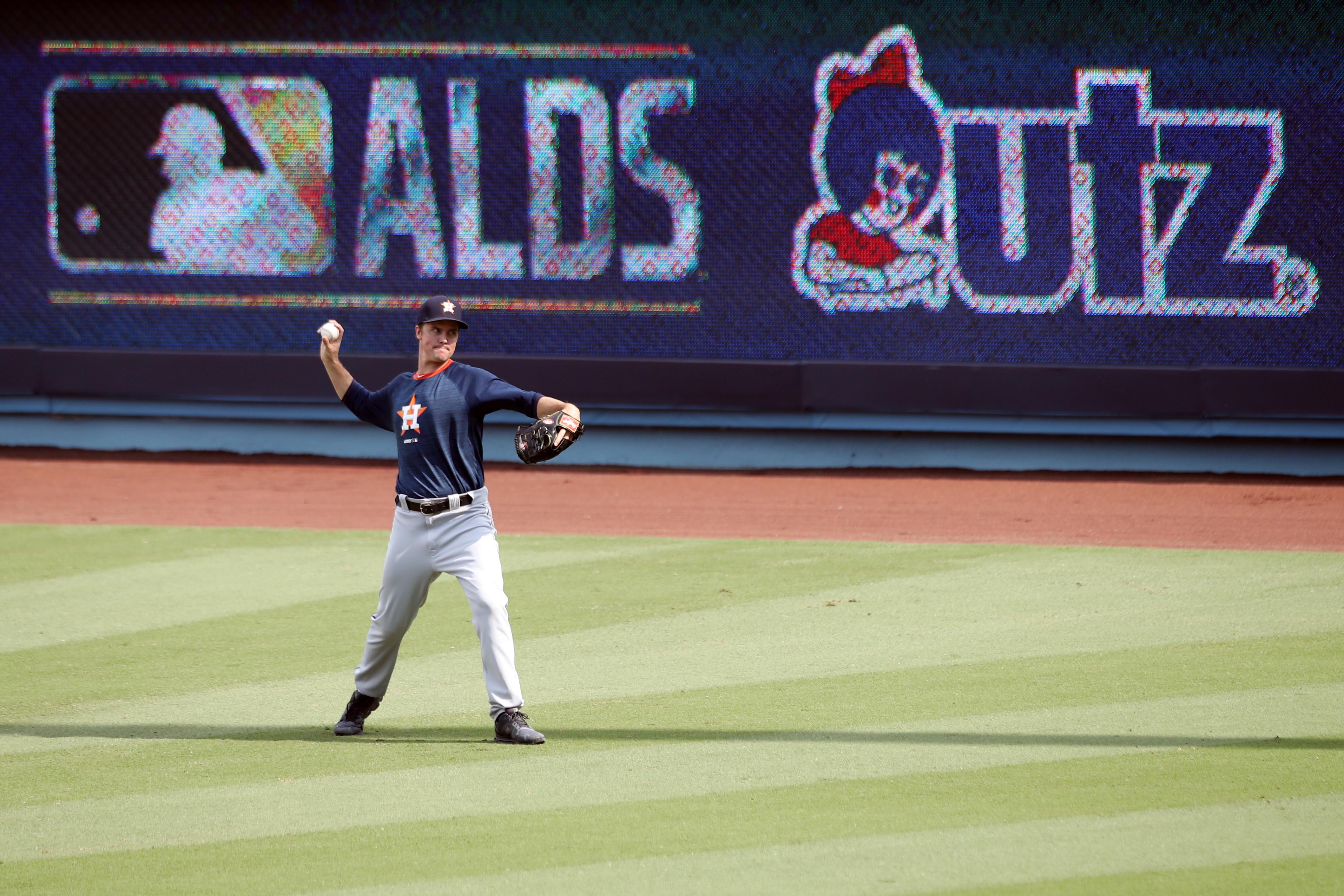 American League Divison Series Game 1: Houston Astros v. Oakland Athletics